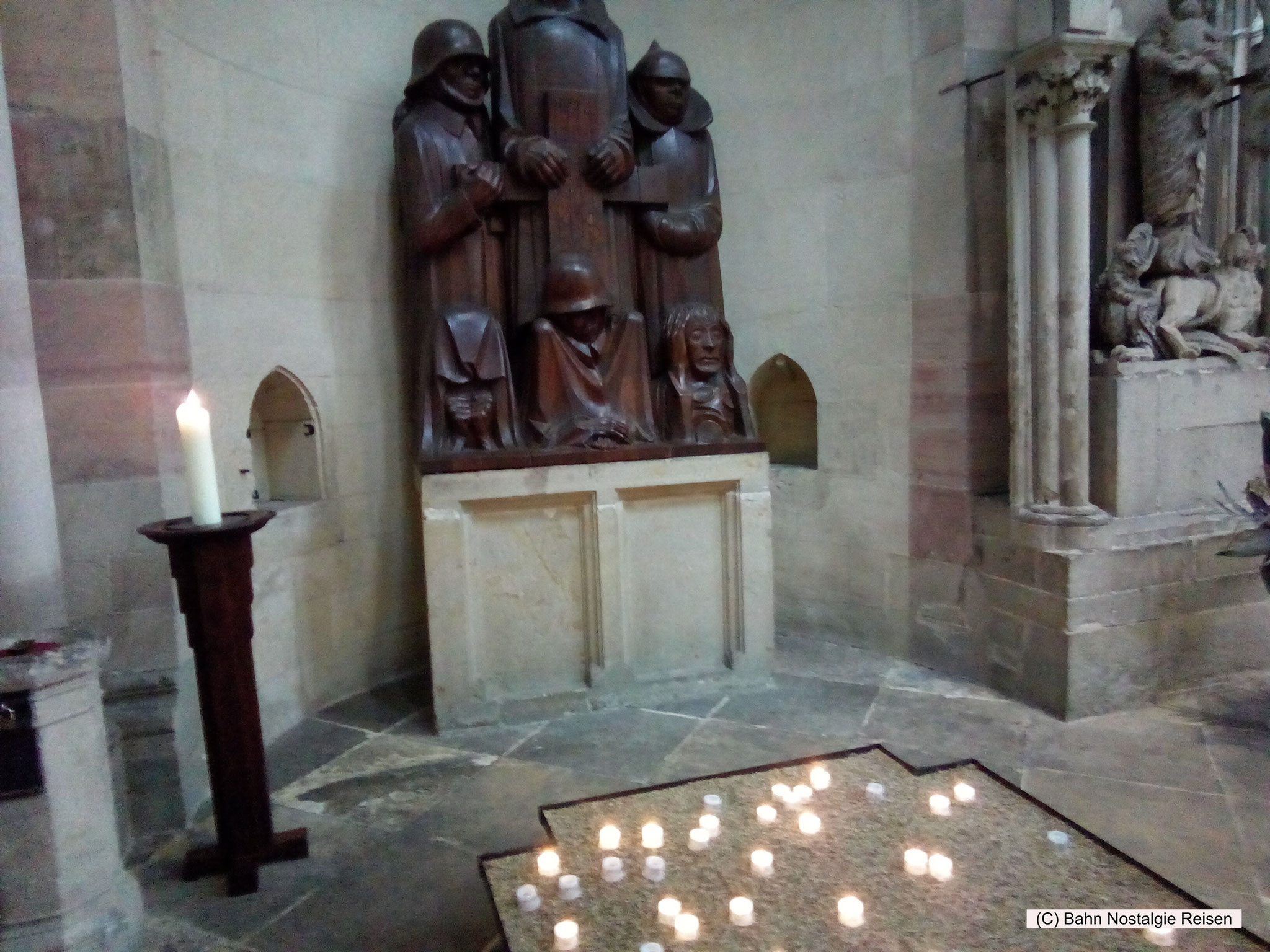 Dombesichtigung in Magdeburg
