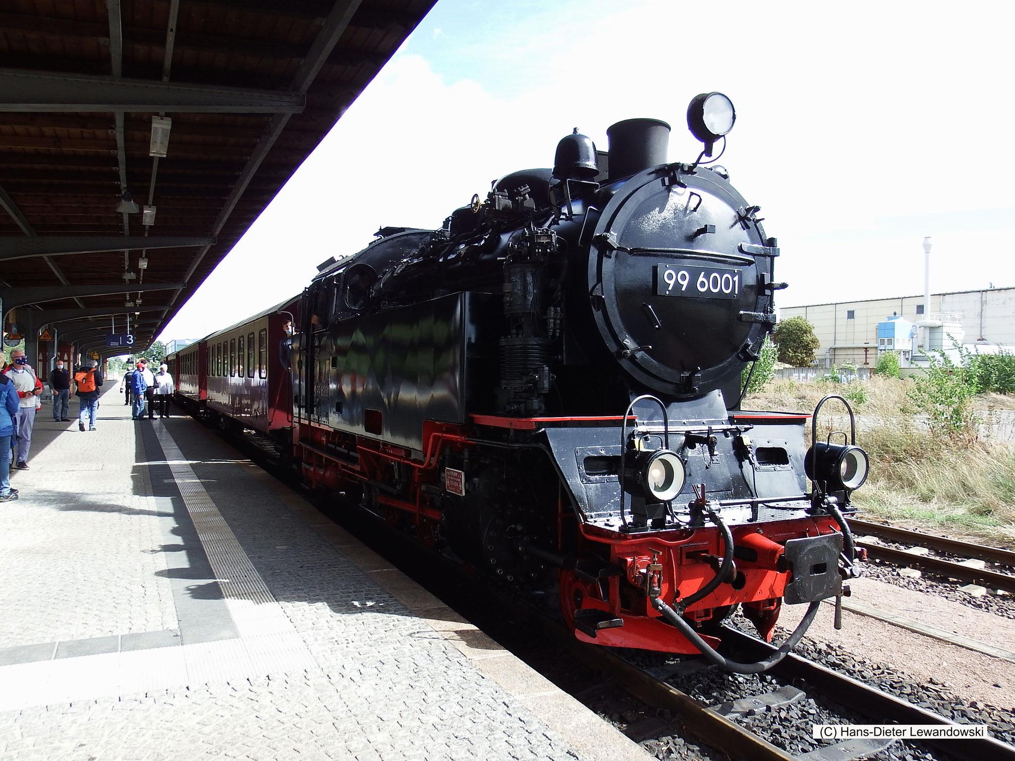 Bahnhof Quedlinburg