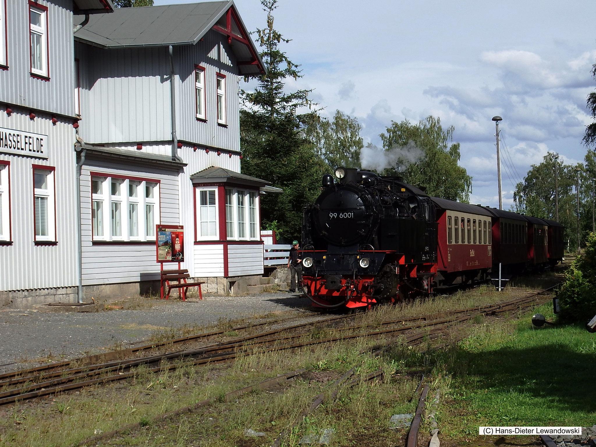 Bahnhof Hasselfelde
