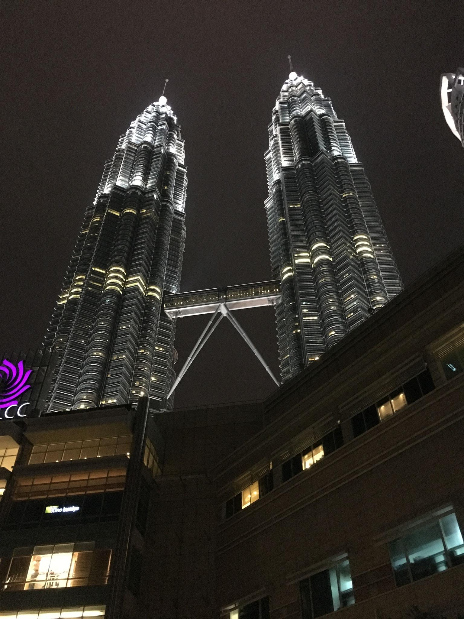 Twin Towers KualaLumpur / Malaysia