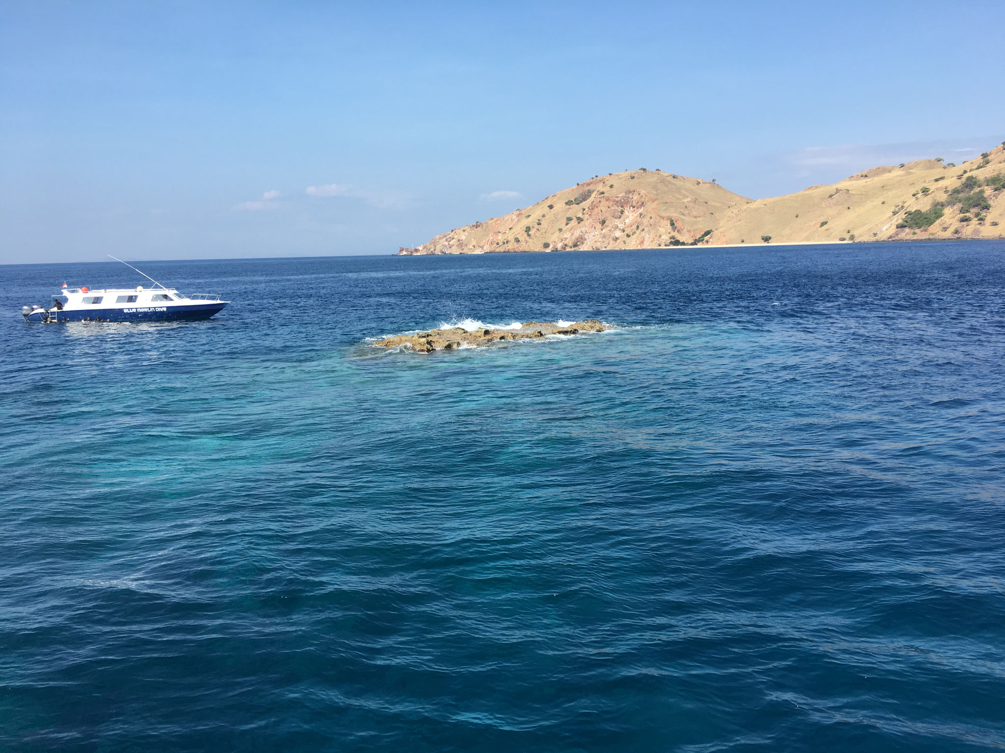 Komodo Nationalpark / Indonesien