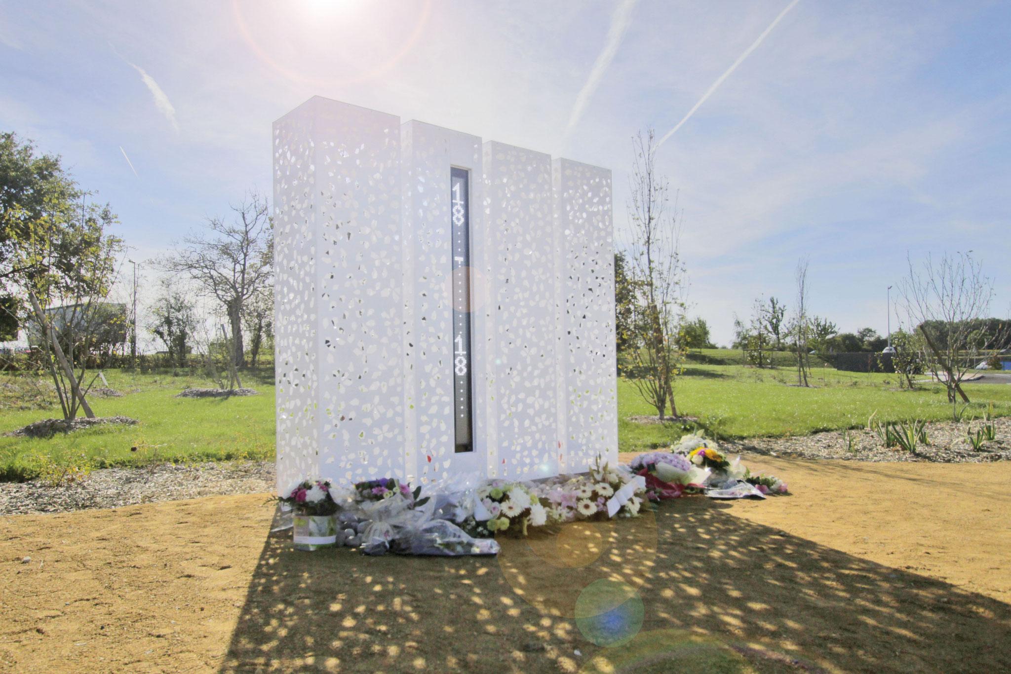 Le Jardin du Souvenir et Le Cénotaphe