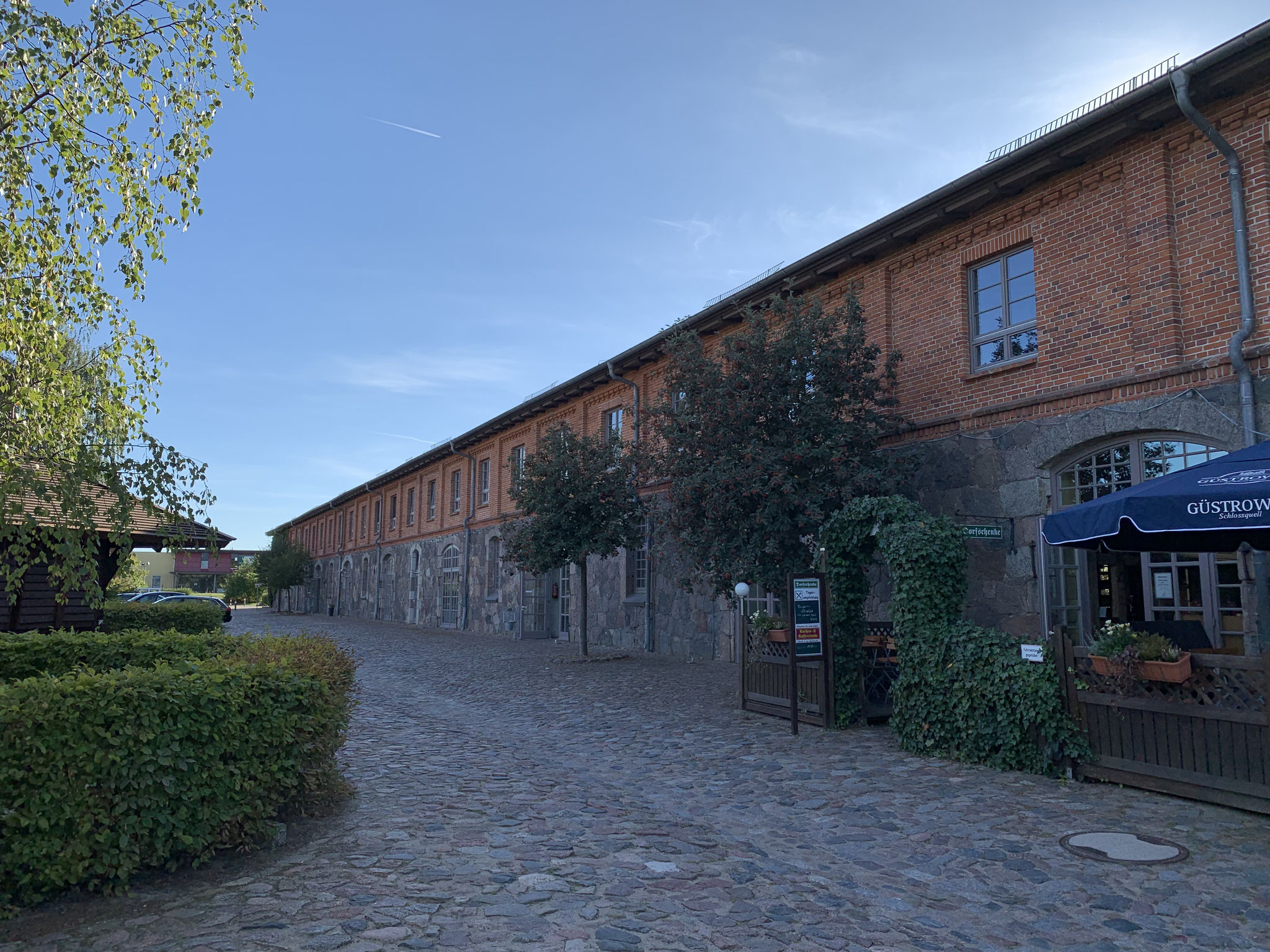 Feldsteinscheue Bollewick