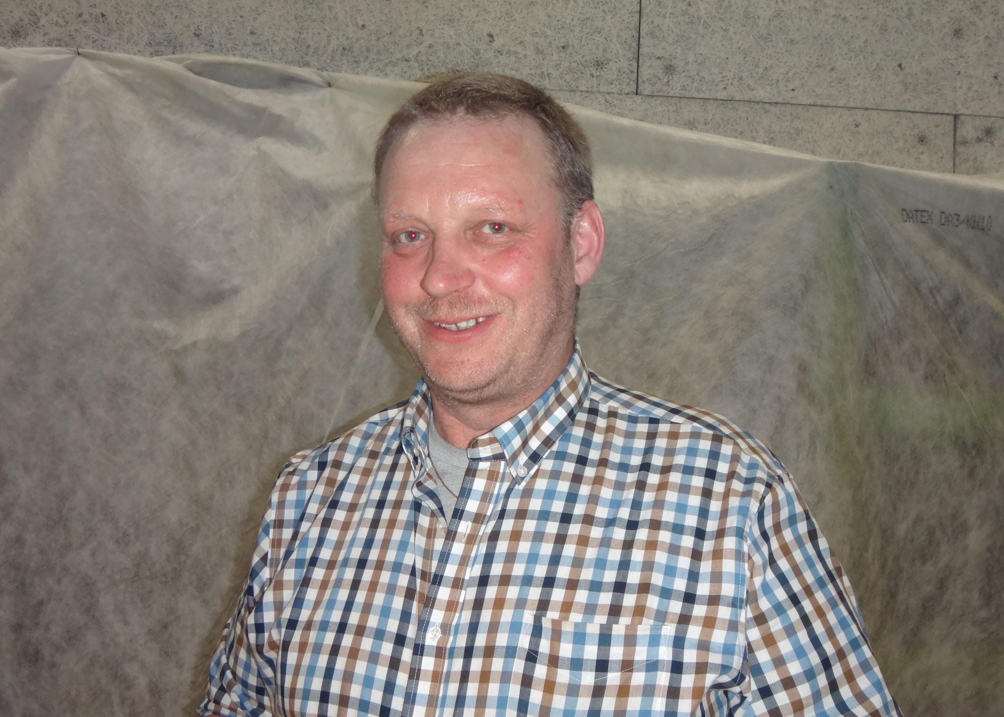 25 Jahre: Martin Betschart: Mechaniker, heute Werkstattchef