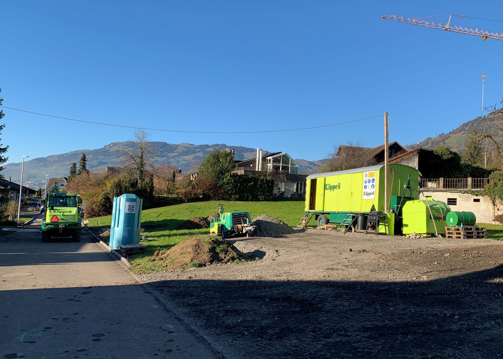 Wysserlen, Schwyz: AGRO Leitungen
