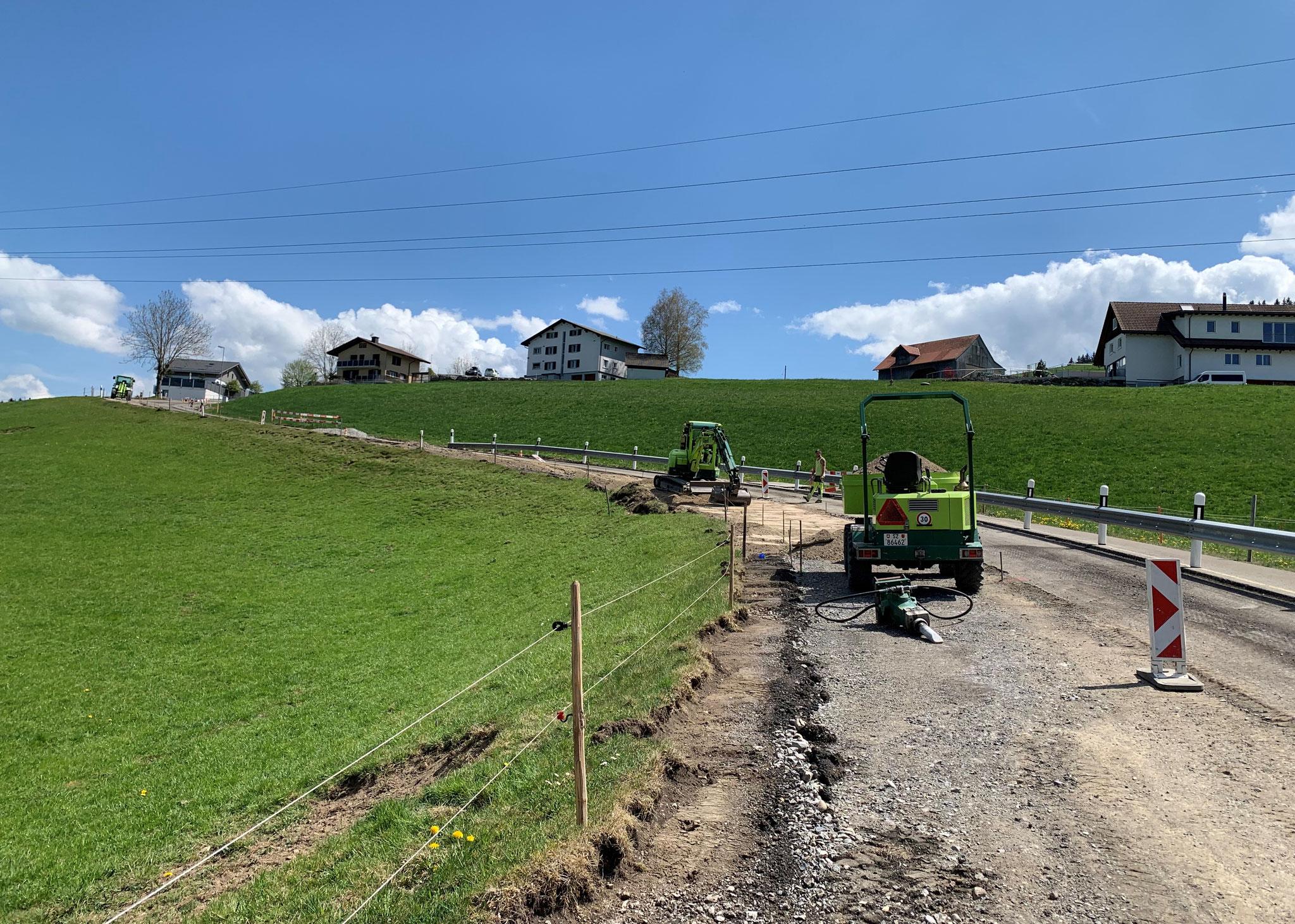 Bezirksstrasse Bennau - Schnabelsberg