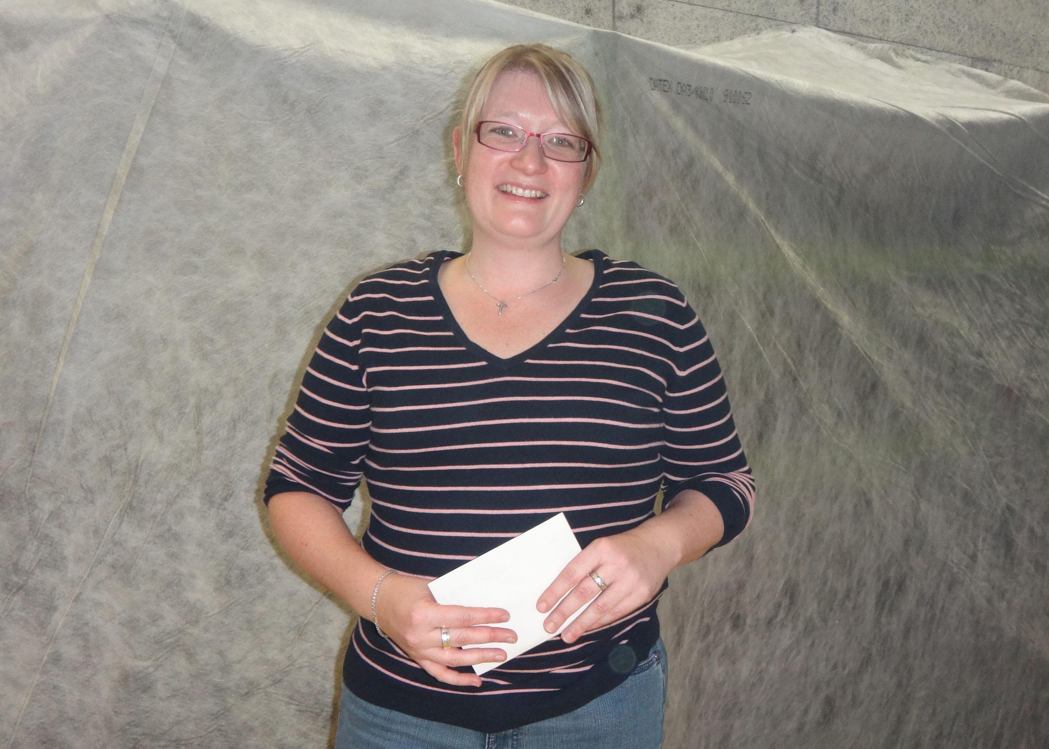 15 Jahre: Fabienne Marty, Sekretariatsführung