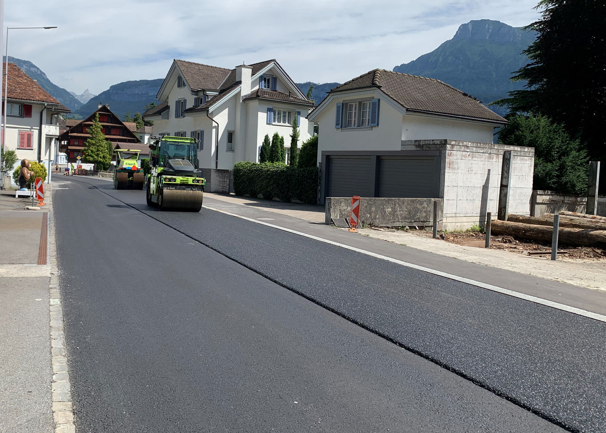 Kantonsstrasse Gersau