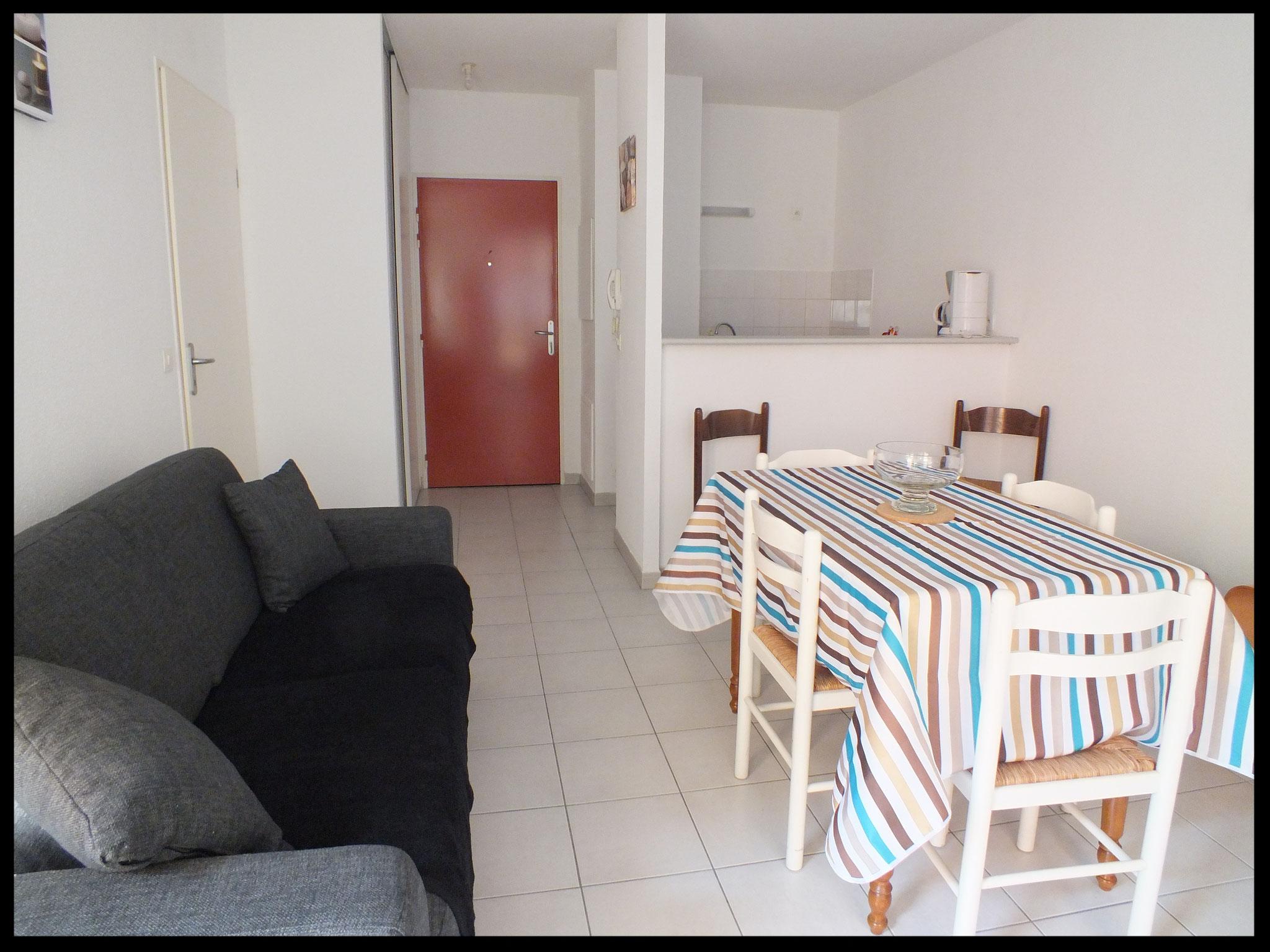 Appartement 4/5 personnes