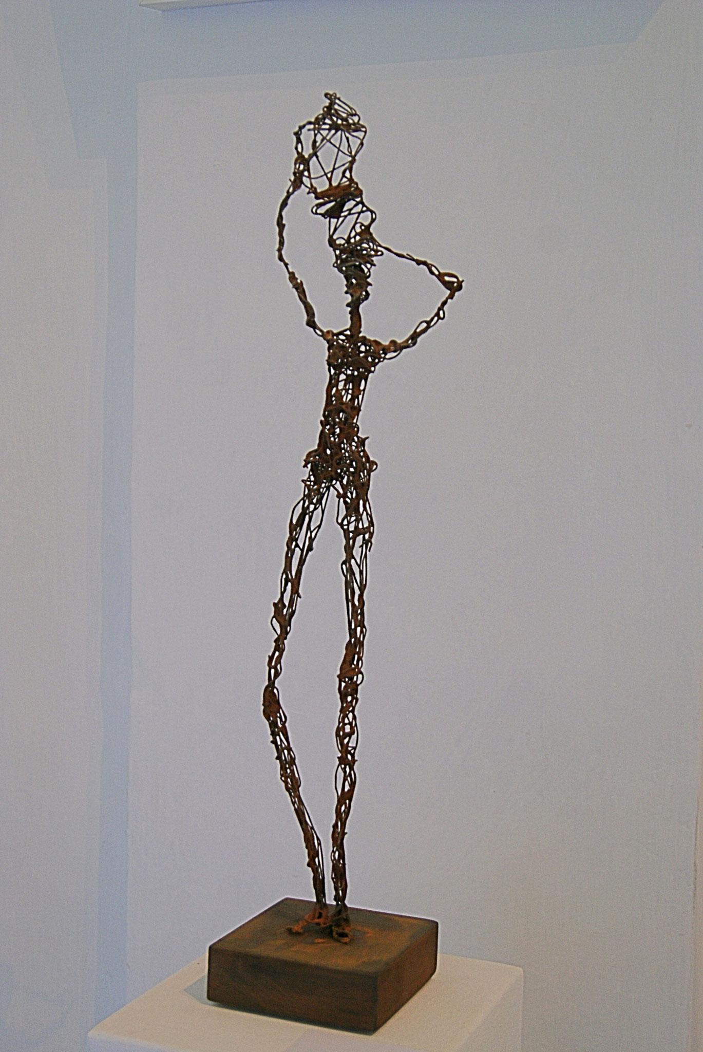 Drahtskulpturen Und Drahtbilder Anja Vogt Drahtskulpturenvogts Webseite