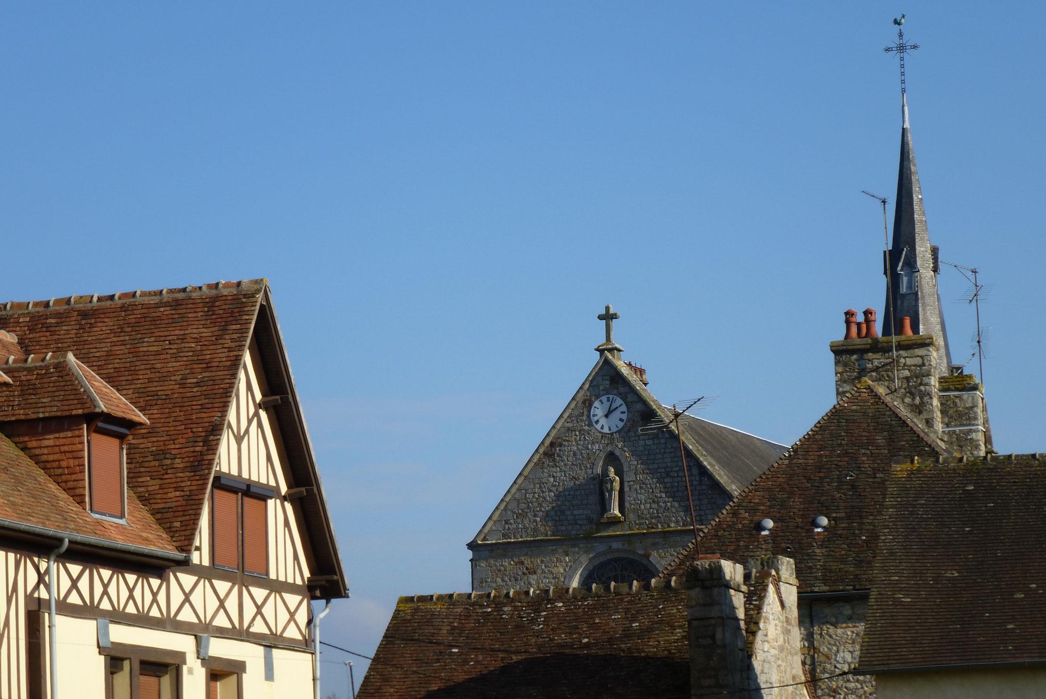 Eglise, Saint Front de Collière de Domfront