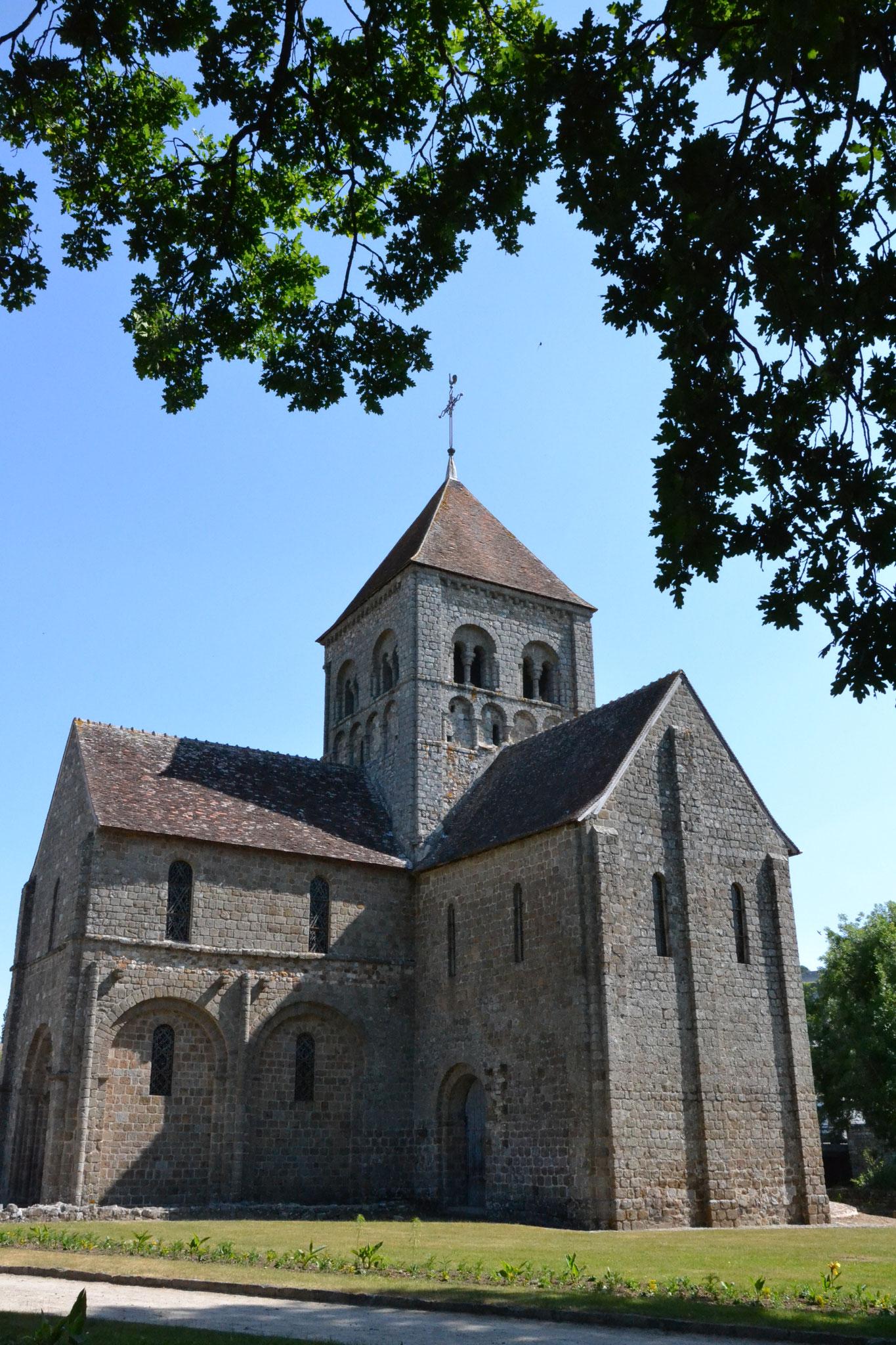 Eglise (Chapelle), Notre Dame sur L'eau de  Domfront