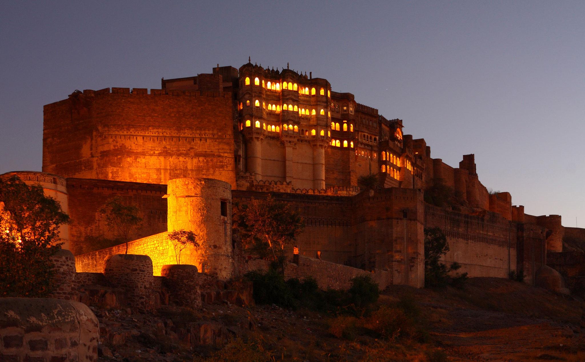 Jodhpur Mehrangar Fort
