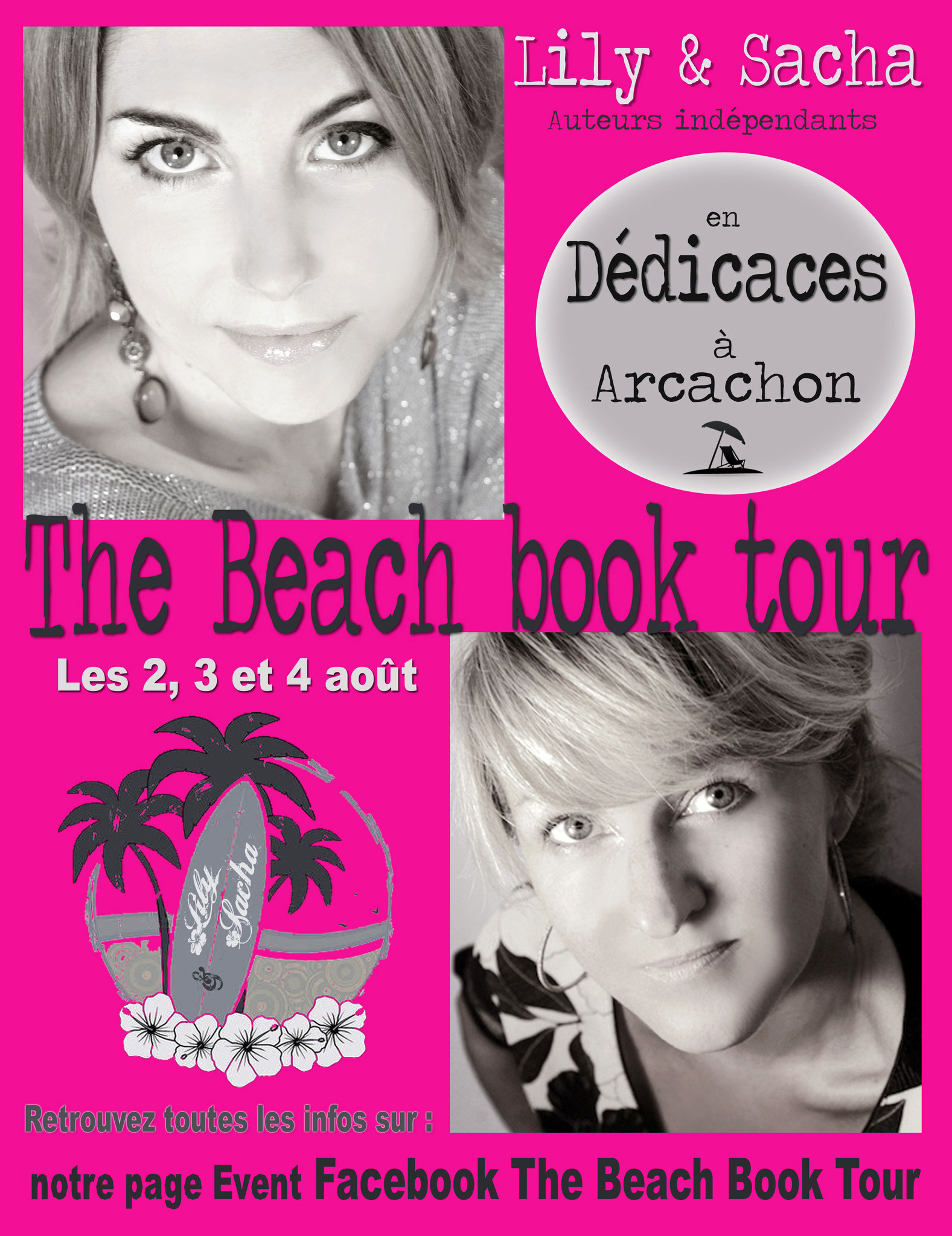 Beach Book Tour 2017