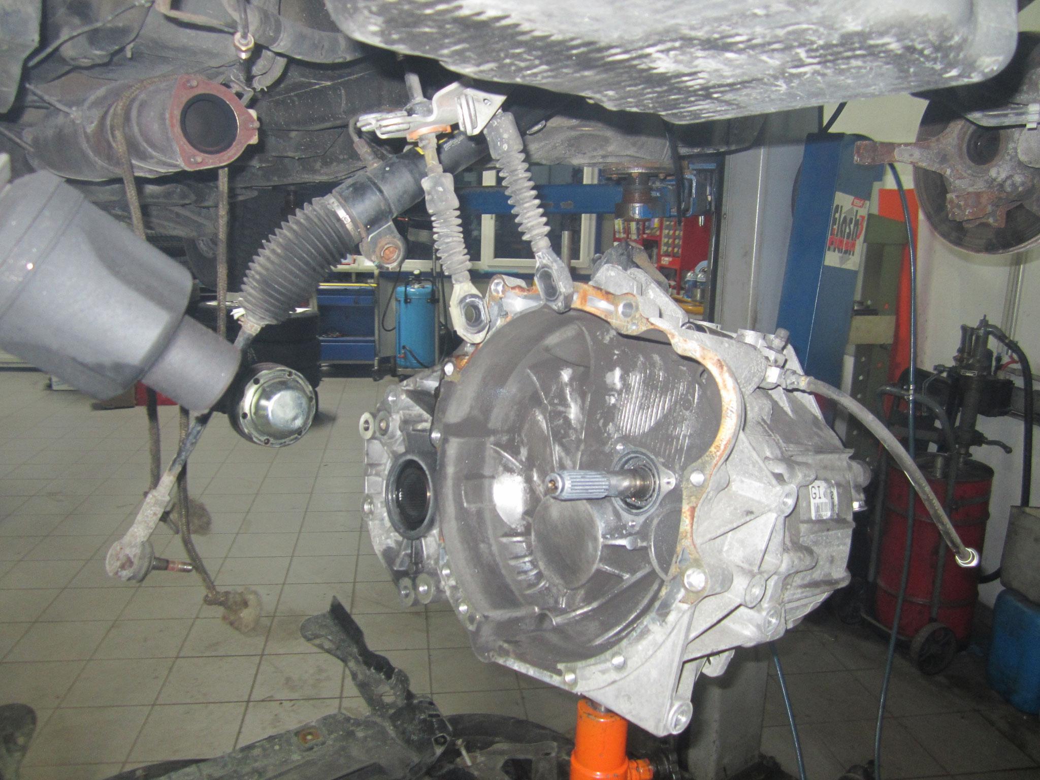 Kupplung Chevrolet Captiva