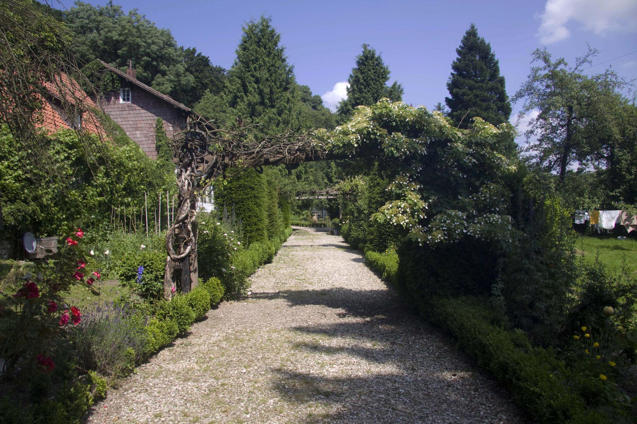 Gartenweg Altes Forstamt