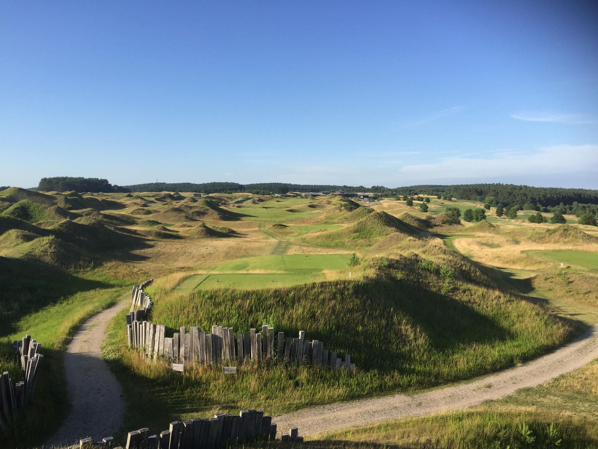 WINSTON Golf LINKS Course