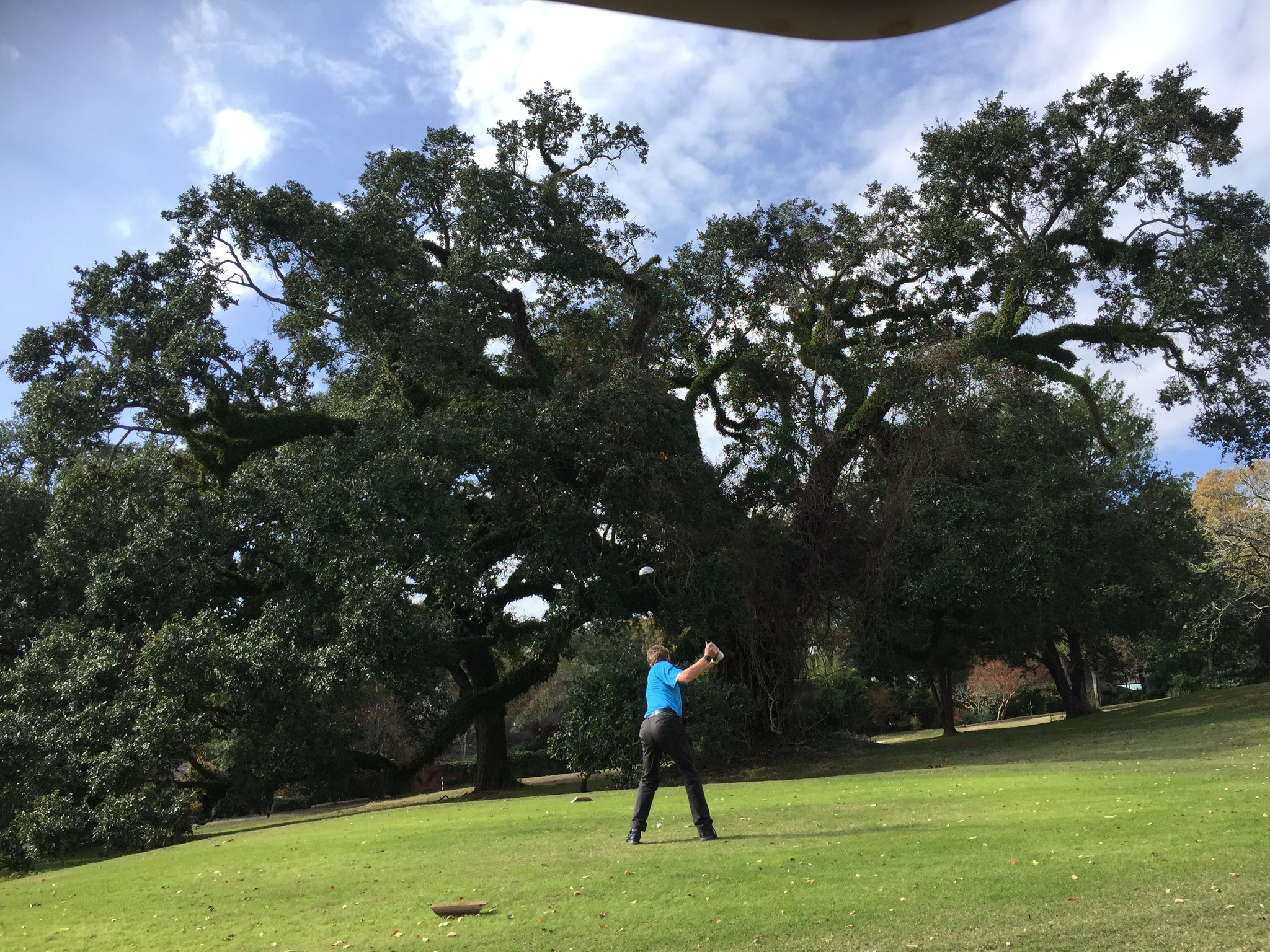 1.Advent 2018 in Mobile Alabama am Golf von Mexico