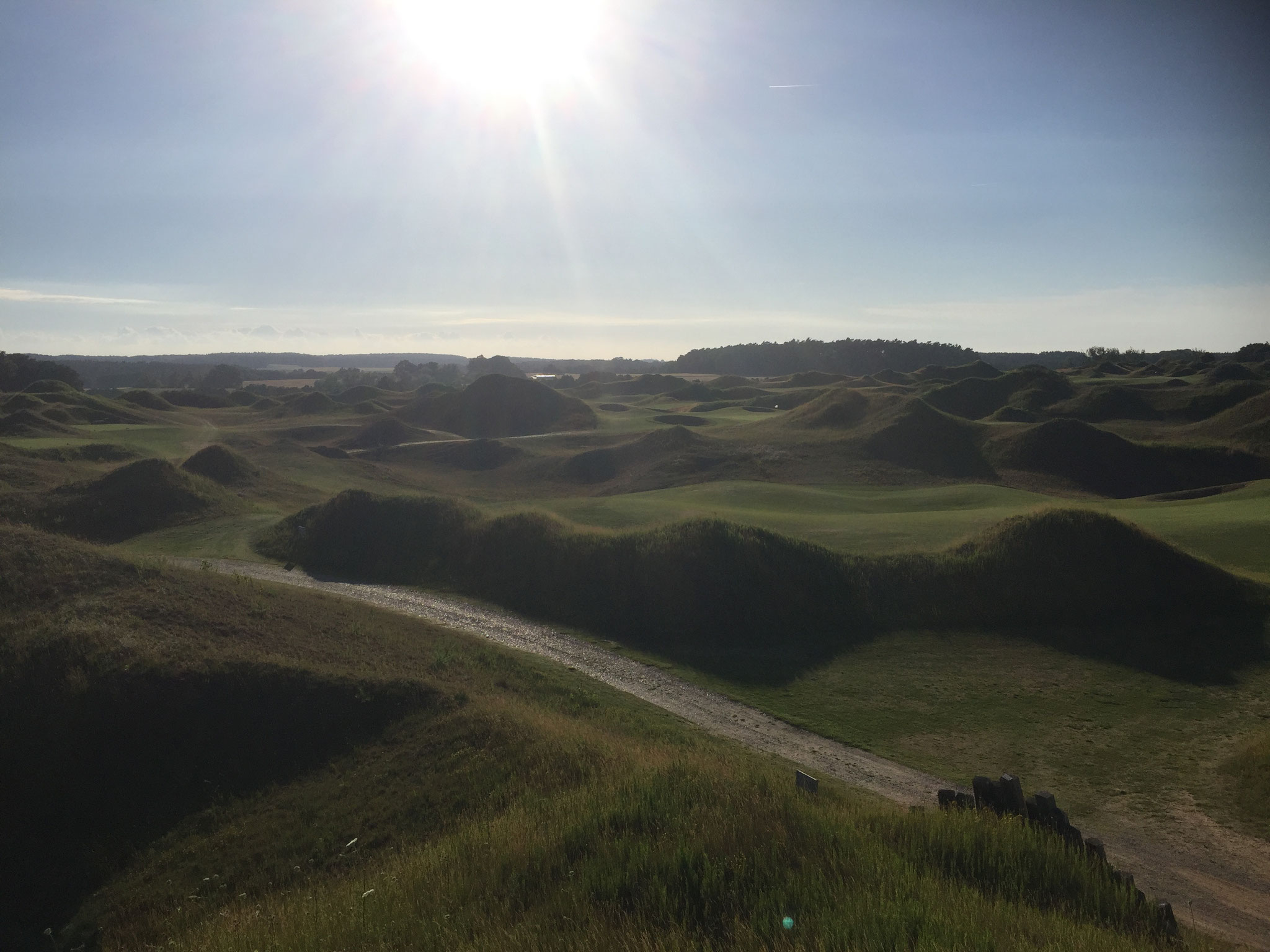 WINSTON Golf LINKS