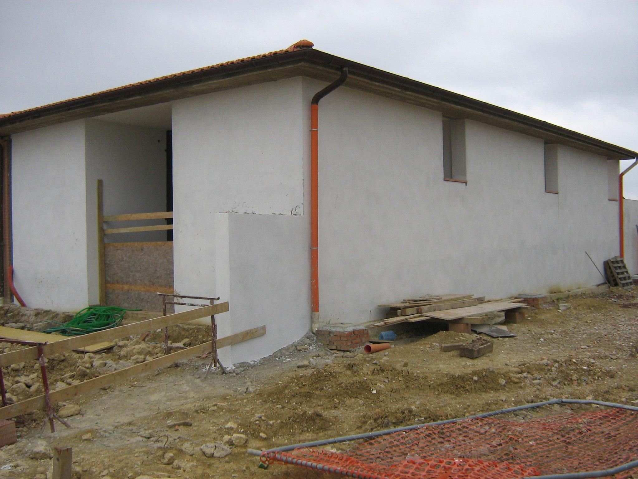 COMUNE DI TAVARNELLE VAL DI PESA - Lavori di realizzazione di un edificio polivalente per la frazione di Sambuca Val di Pesa.