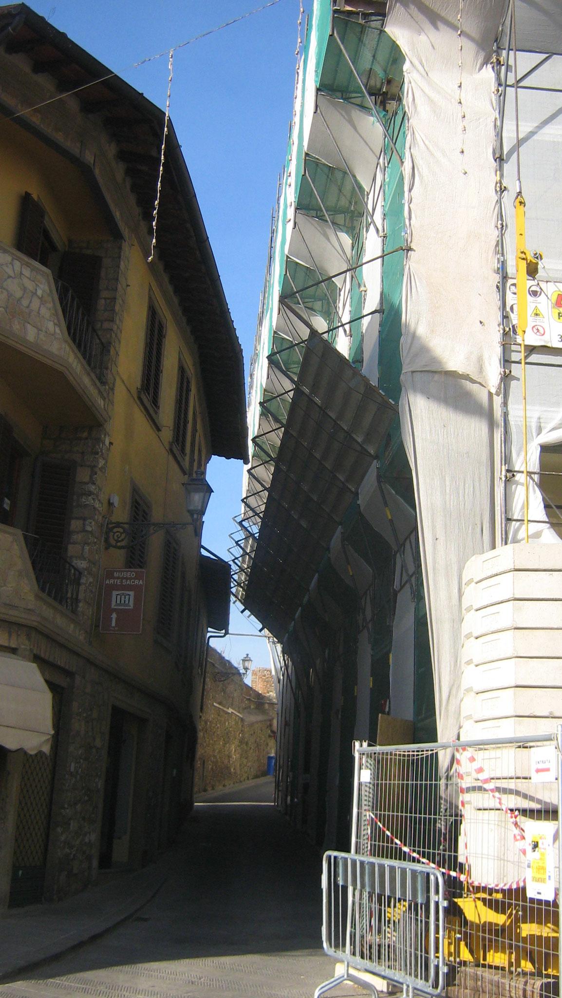 COMUNE DI SAN CASCIANO VAL DI PESA - Lavori di manutenzione straordinaria della copertura del Palazzo Comunale.