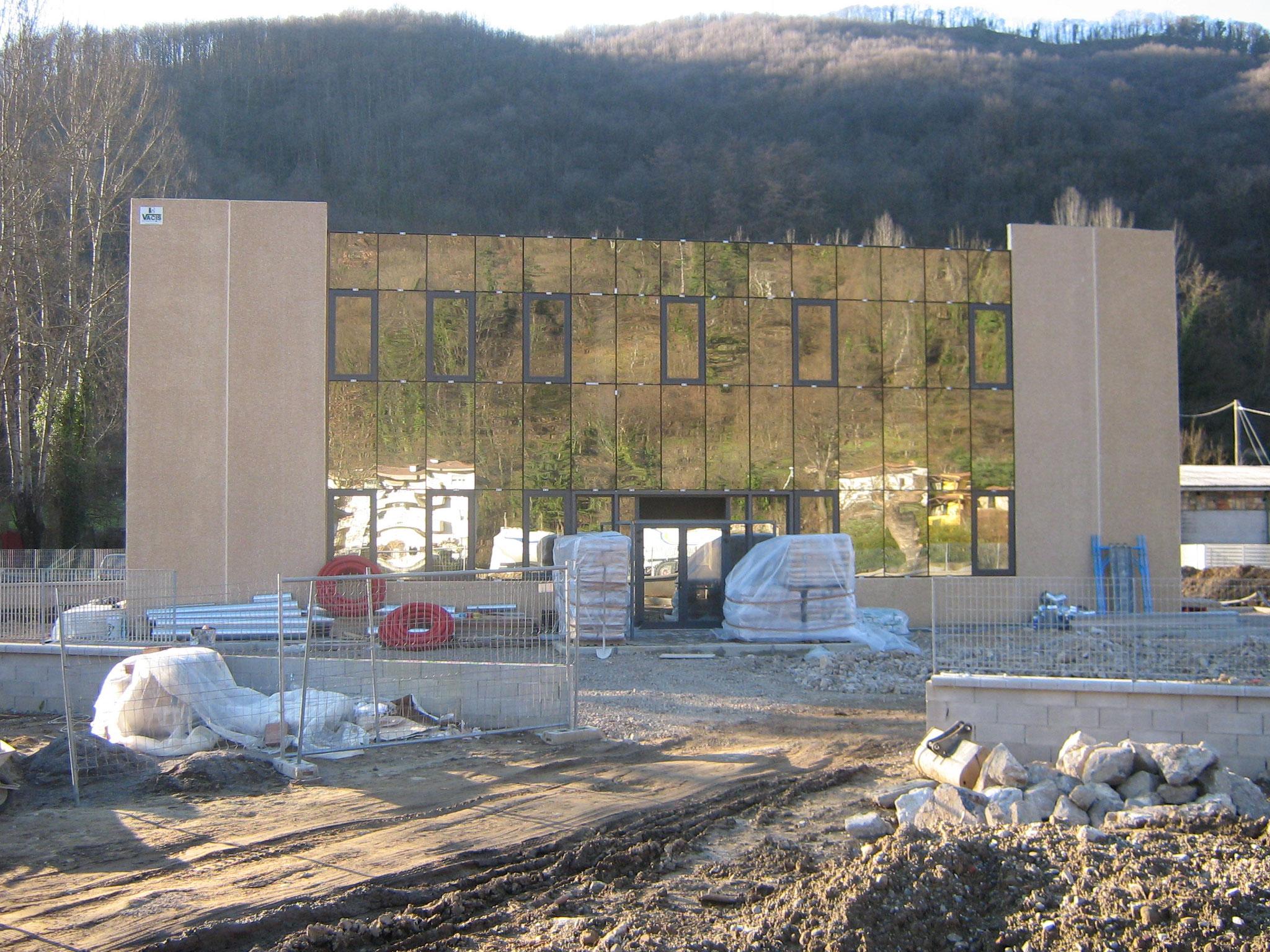 PROVINCIA DI LUCCA - Realizzazione del nuovo centro per l'impiego a Castelnuovo Garfagnana