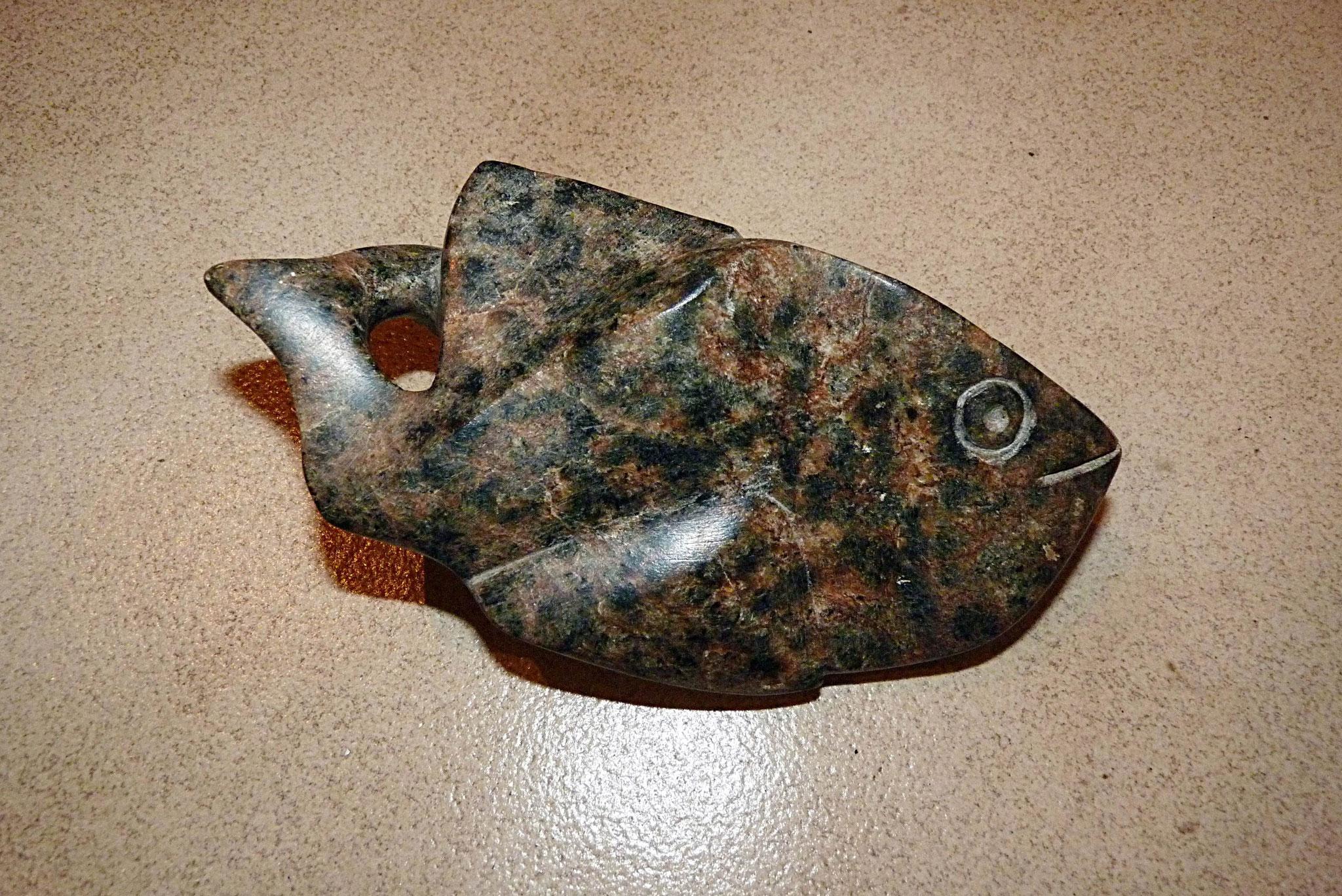 2010-08 Speckstein Fisch