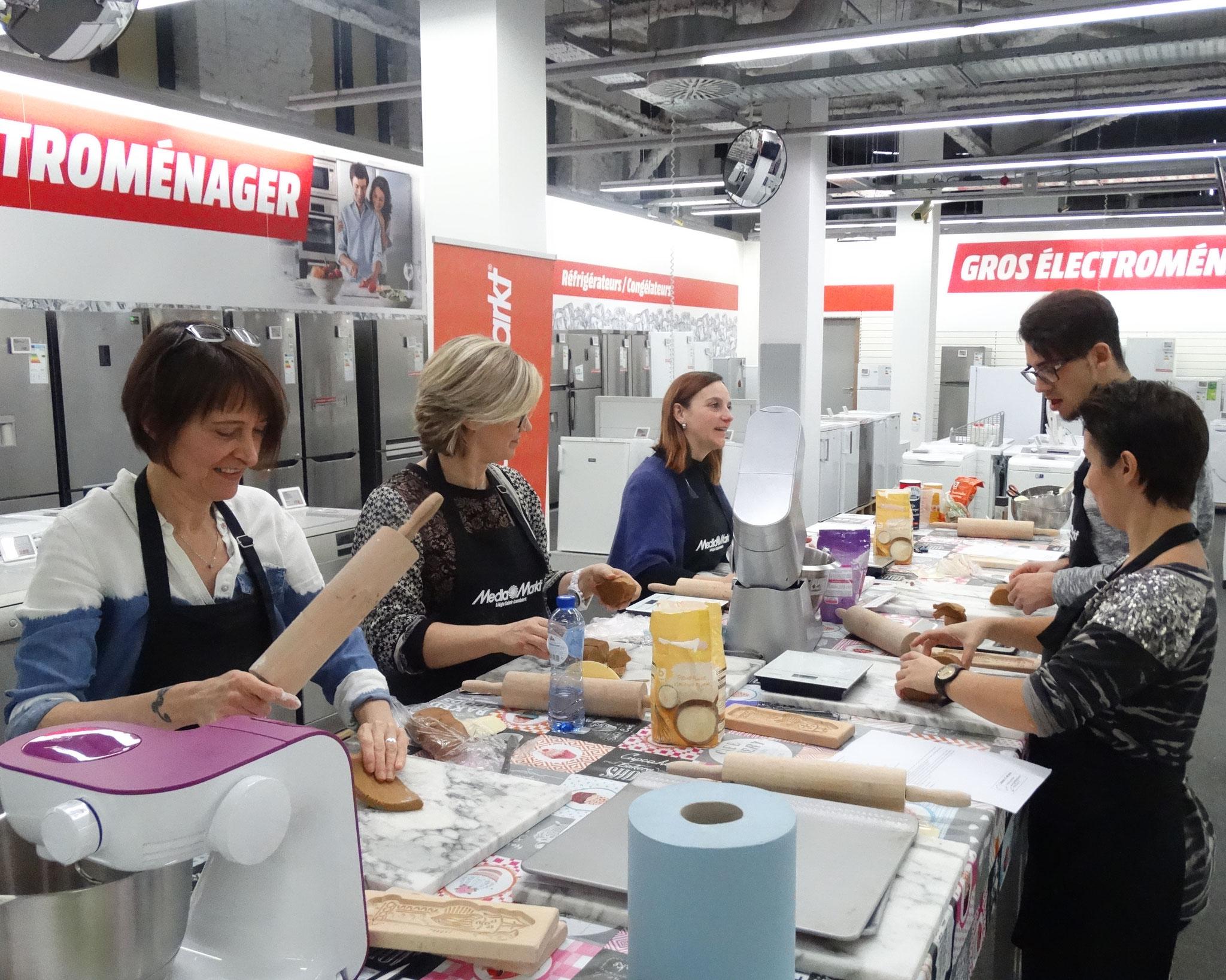 Atelier de cuisine en entreprise - Team Building