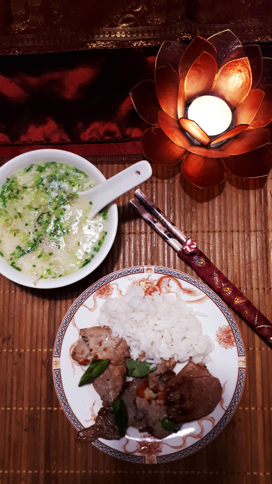 au menu vietnamien