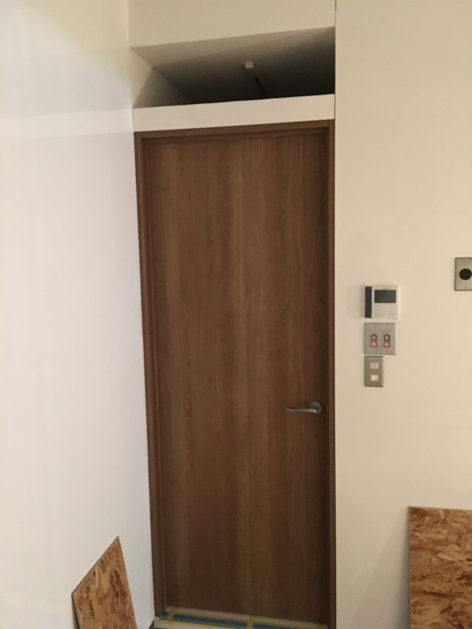 更衣室 建具