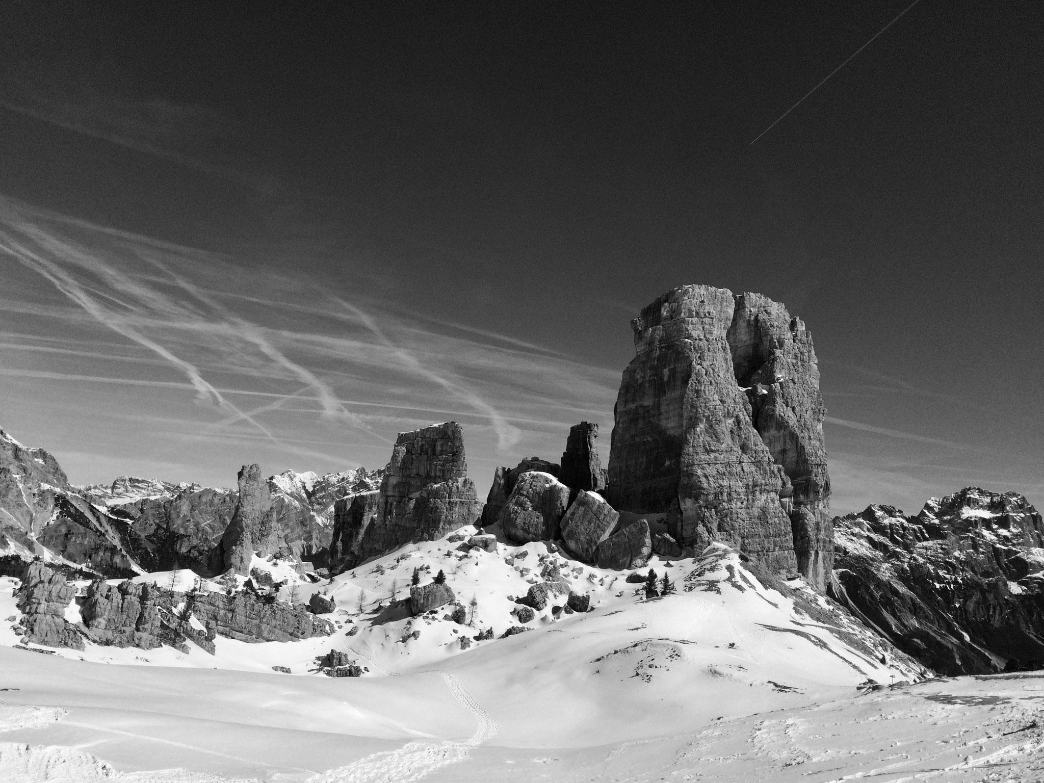 Fünf Türme Dolomiten
