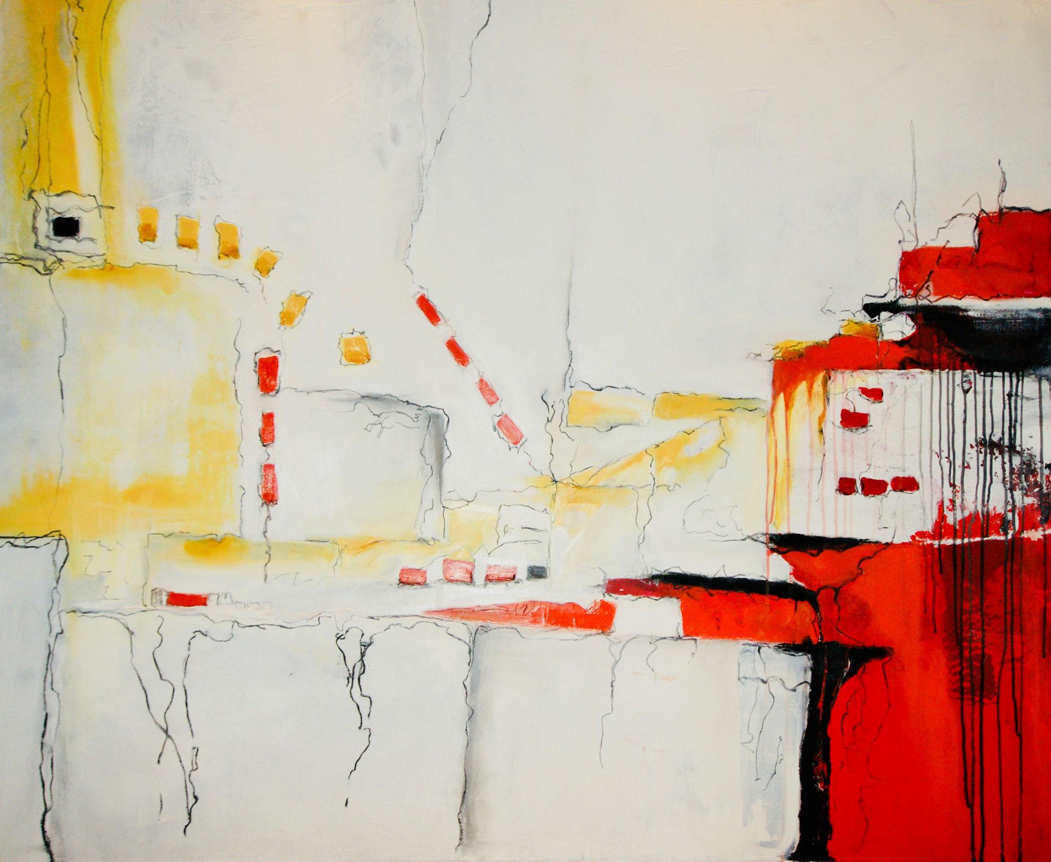 Verführung 100X120X4cm Öl auf Acryl Bild Nr.80 Preis auf Anfrage