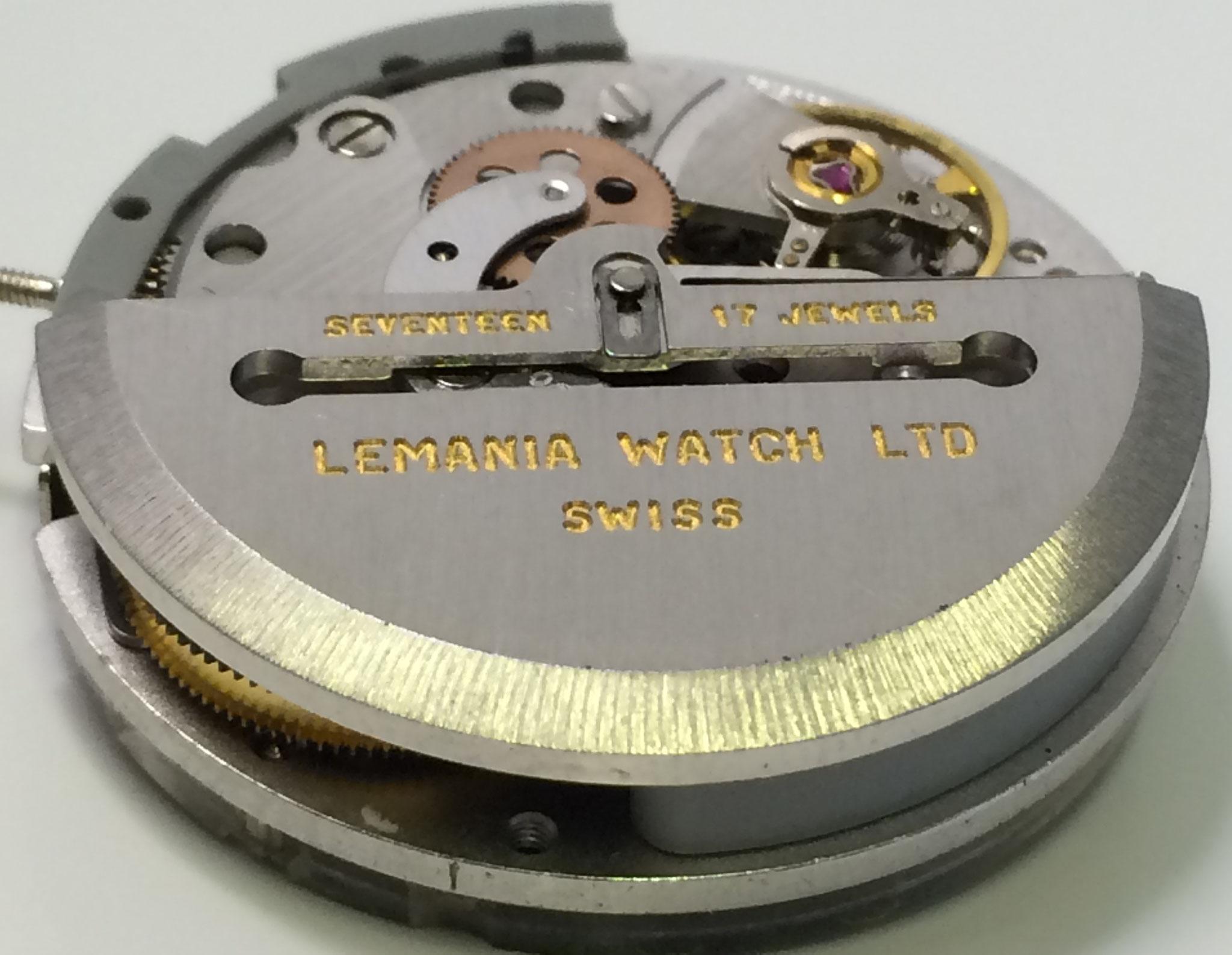 Lemania 5100