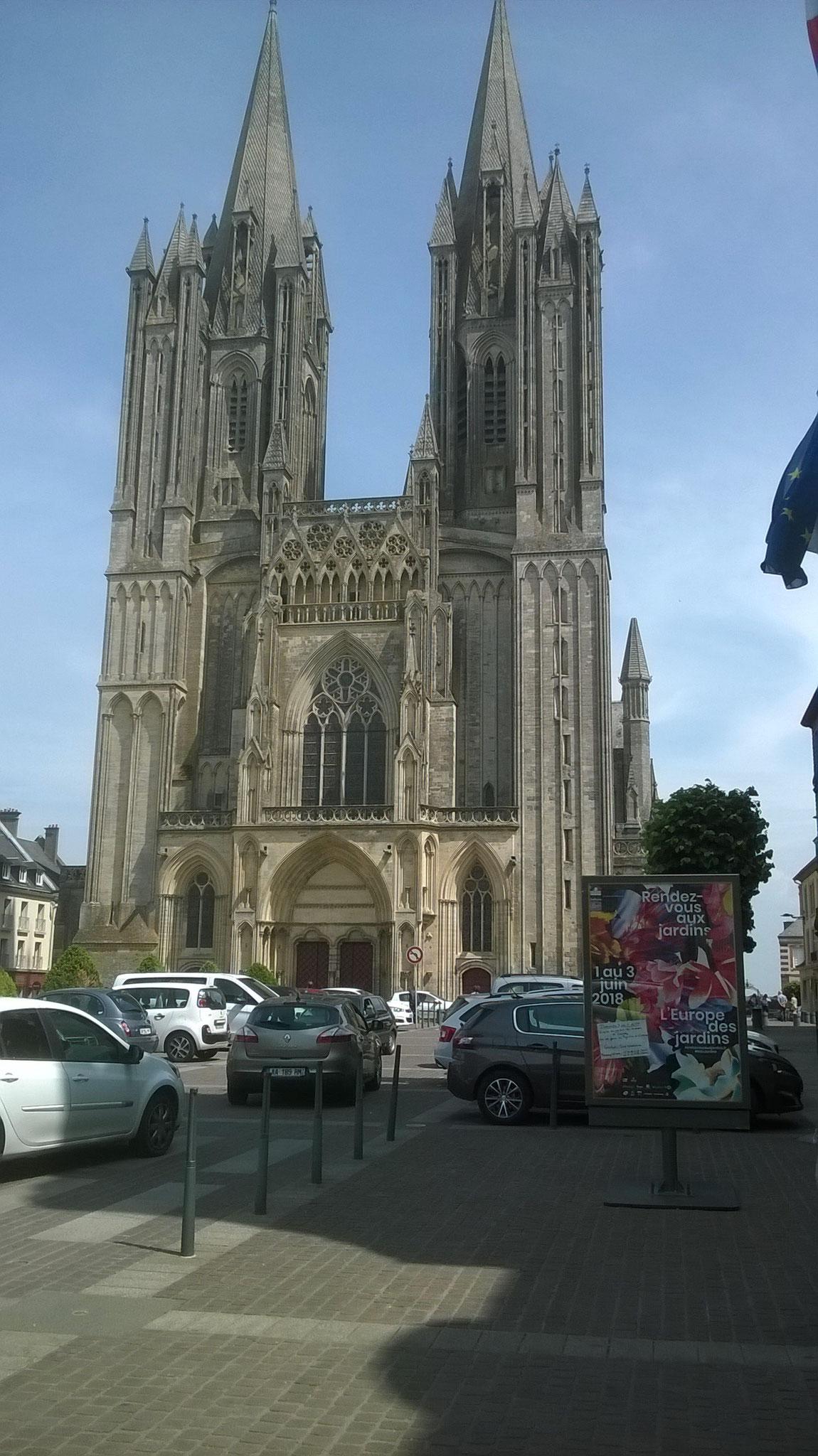 Cathédrale de Coutances