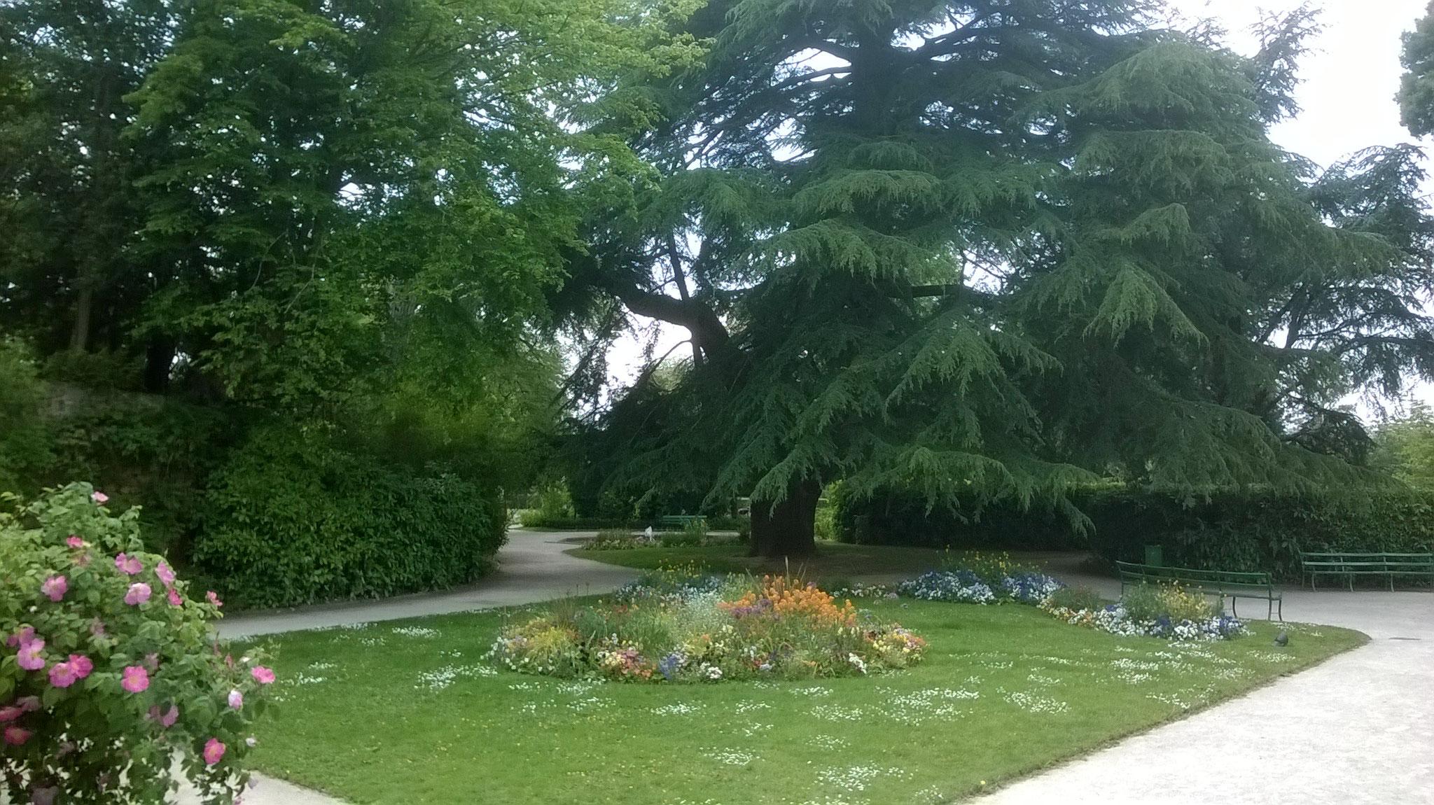 Jardin de Coutances