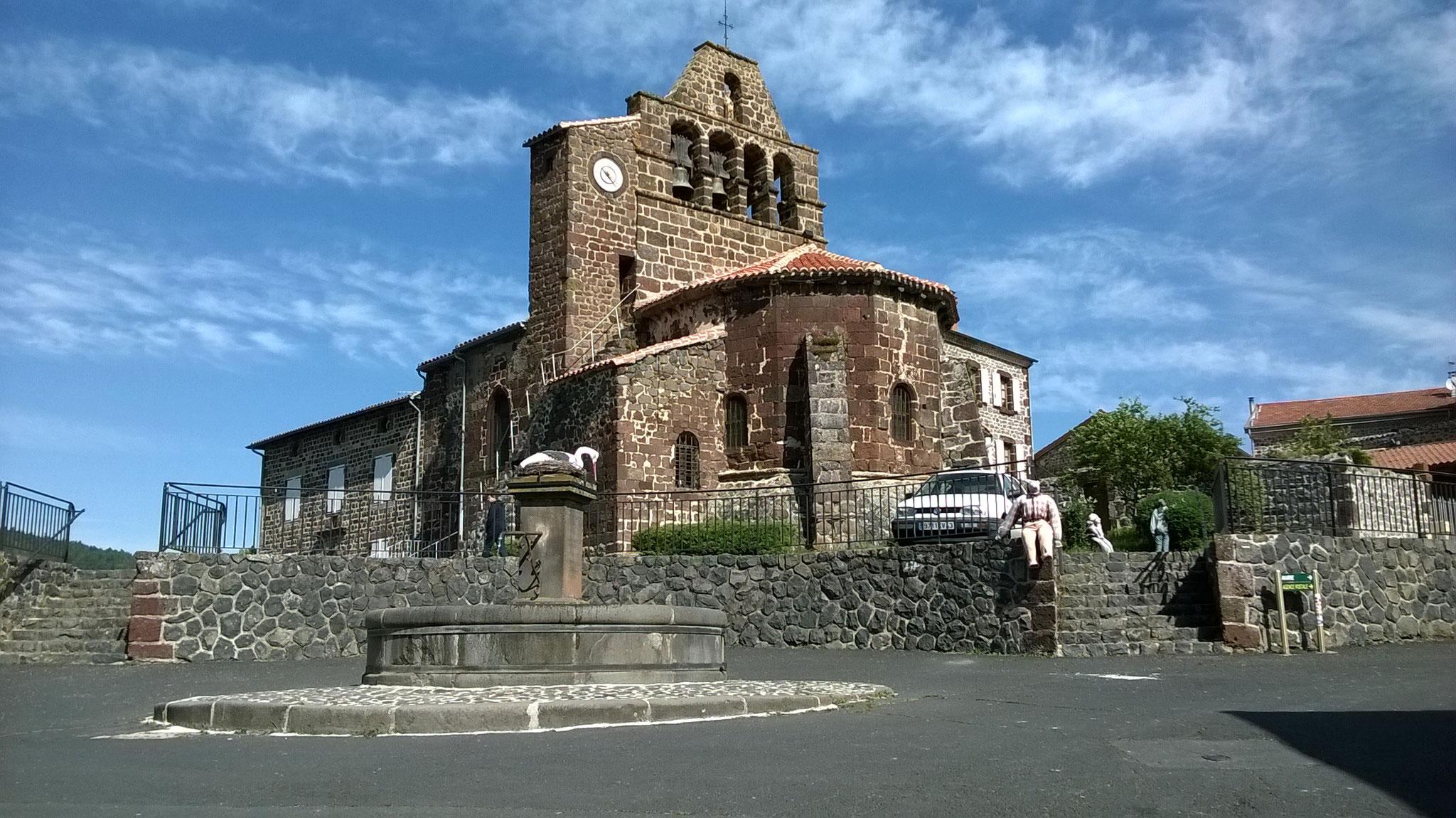 Eglise d'Alleyras