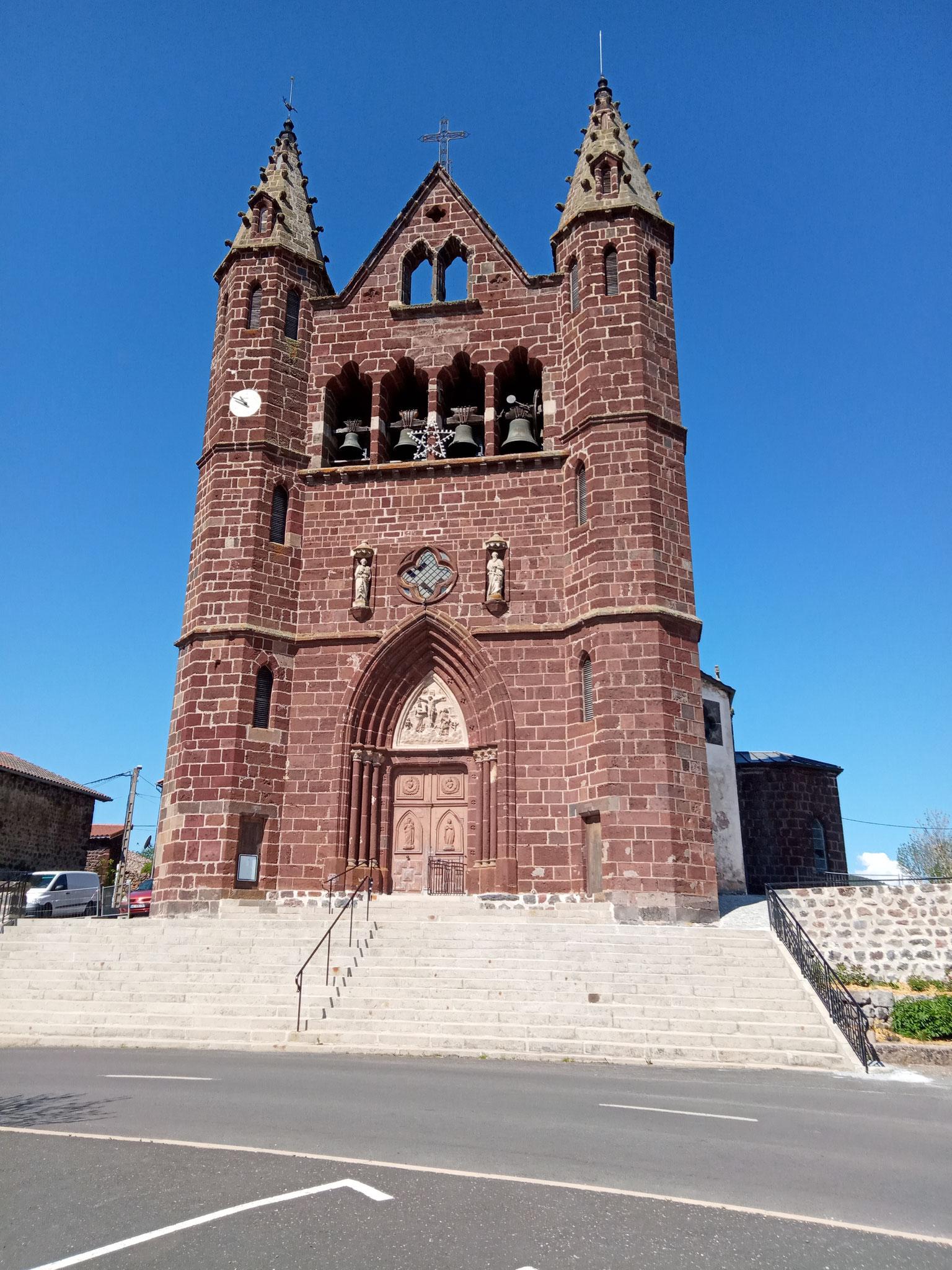 Eglise de Cayres