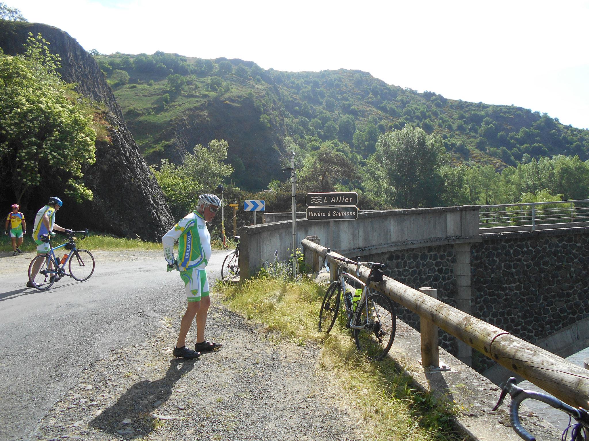 Vers le col de Peyra Taillade