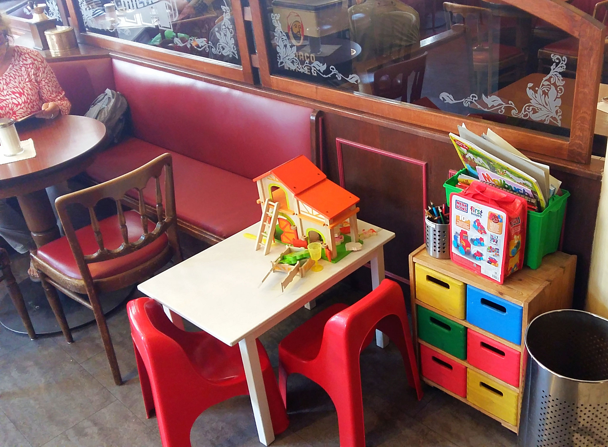 Café Michel, Würzburg
