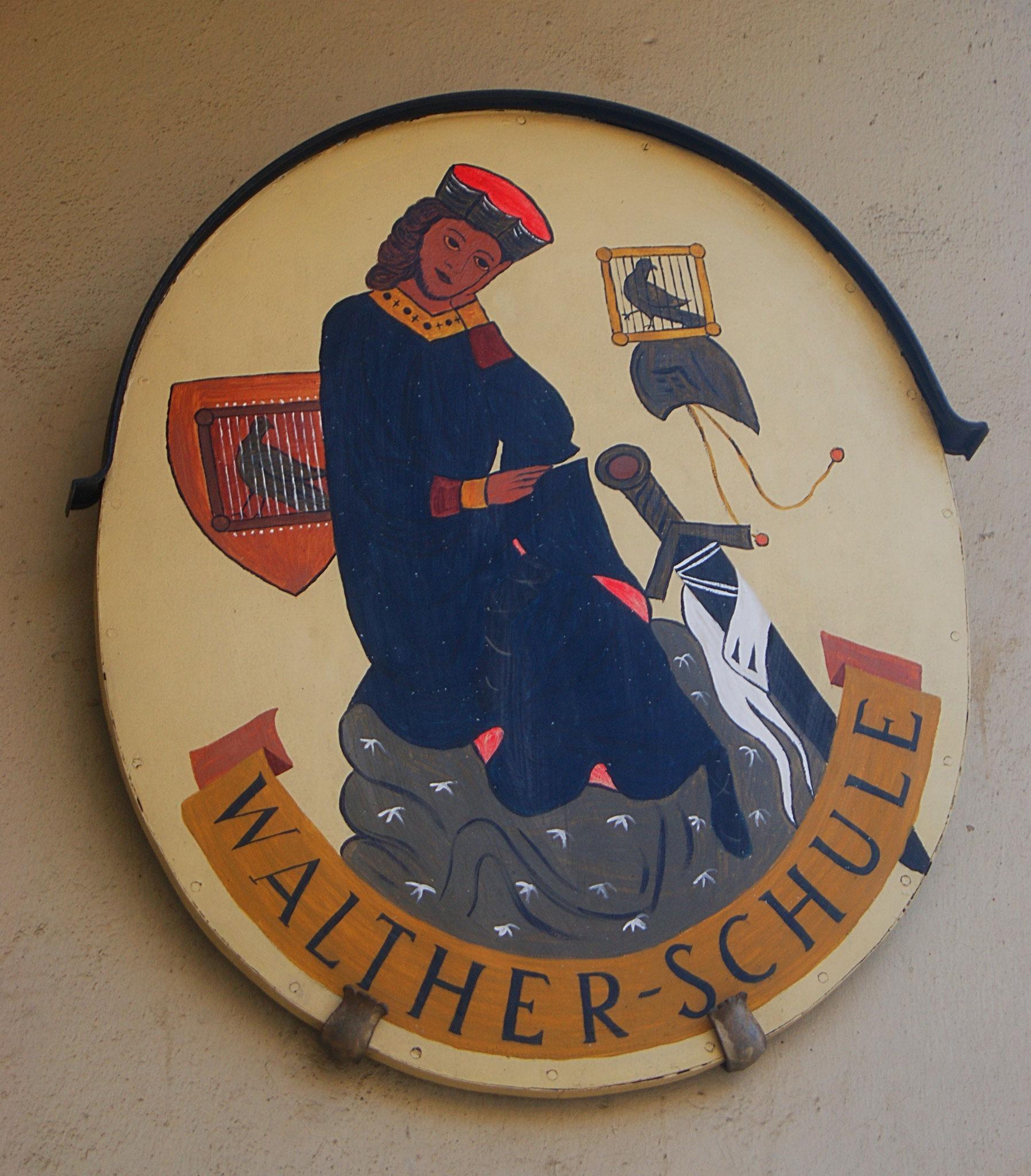Walther von der Vogelweide-Schule, Würzburg