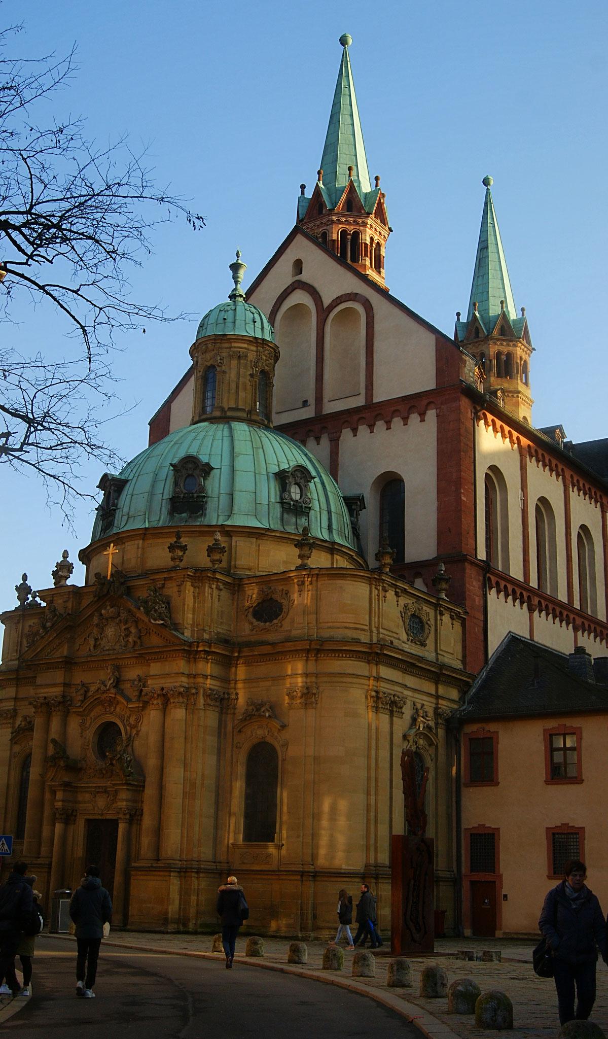 Schönbornkapelle, Würzburg
