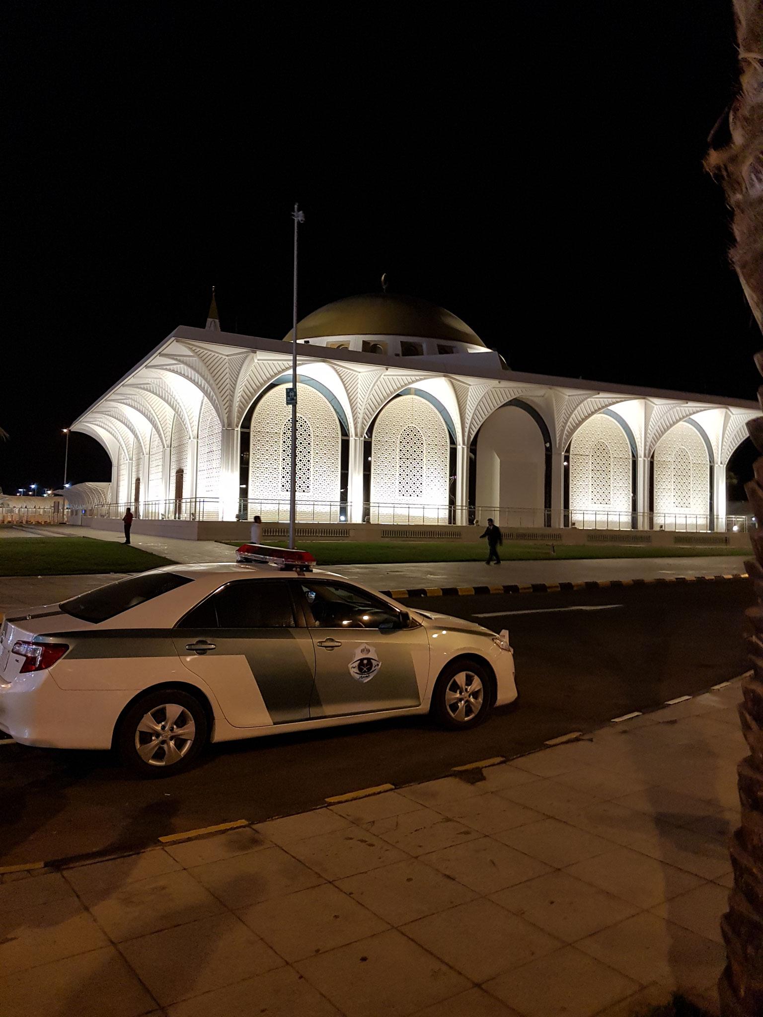 Moschee vor der Türe
