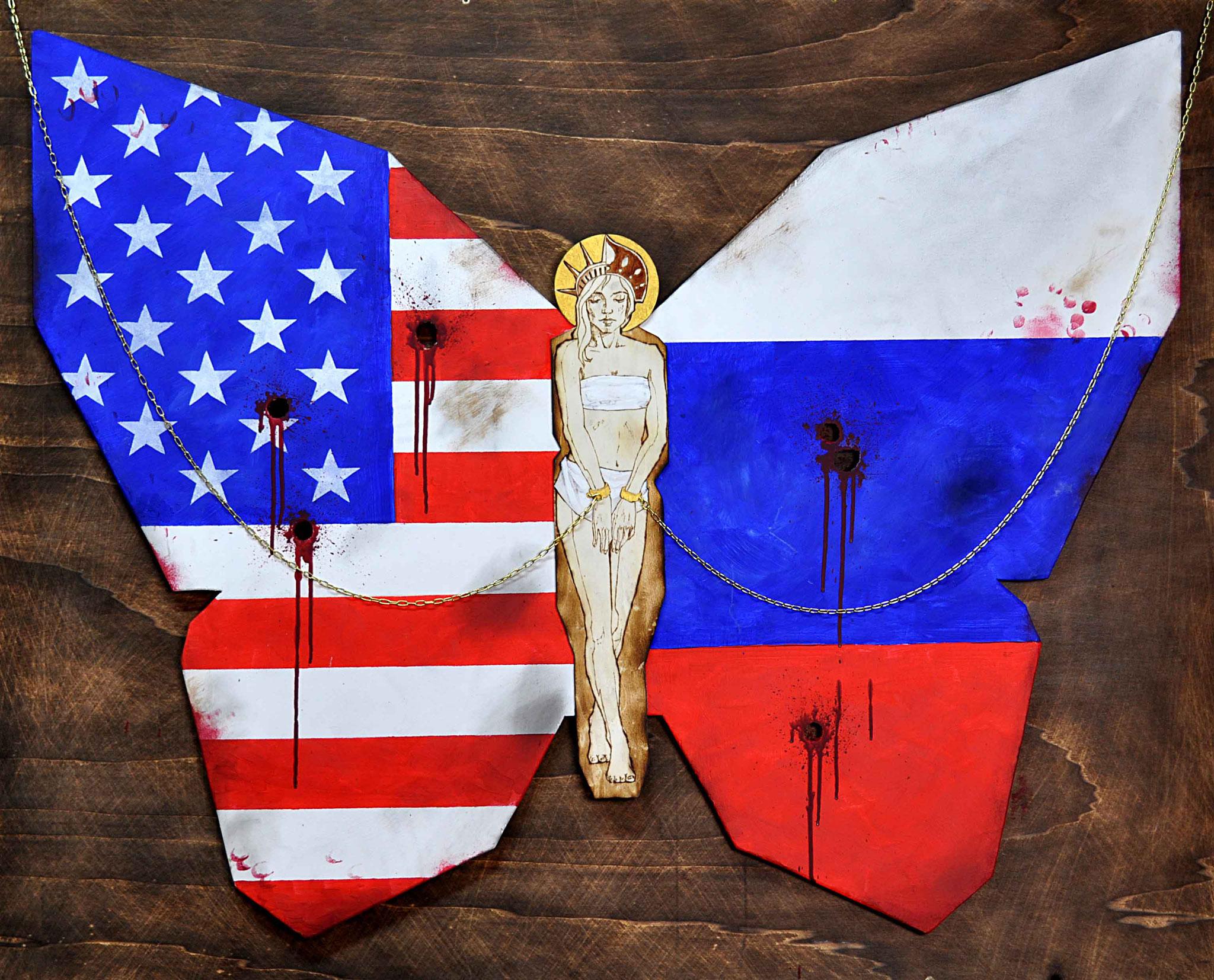 Freedom (100x120 cm)