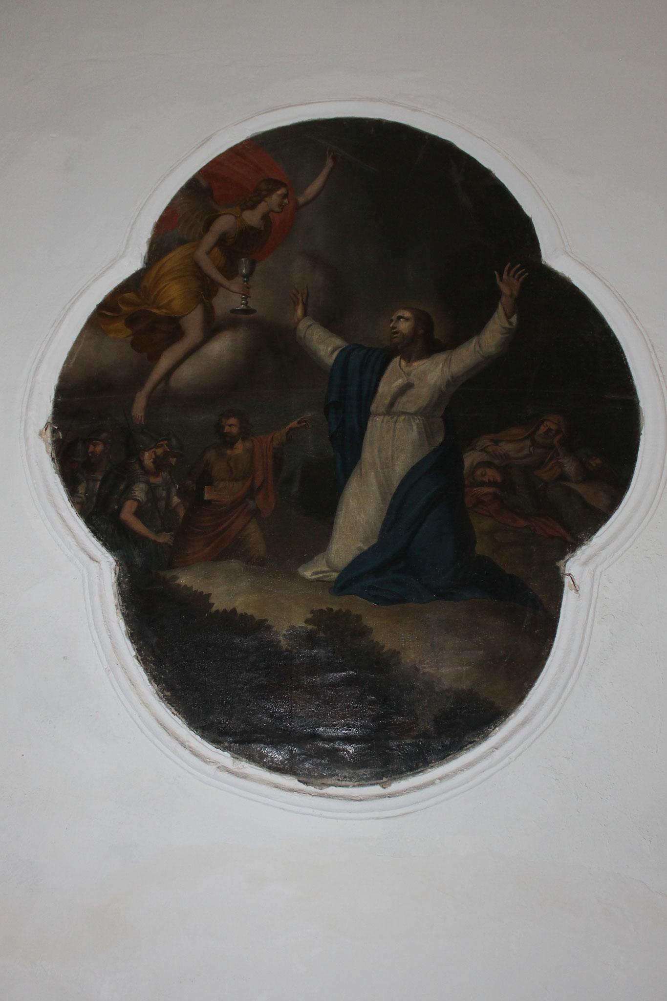 Gesù nel Getsemani