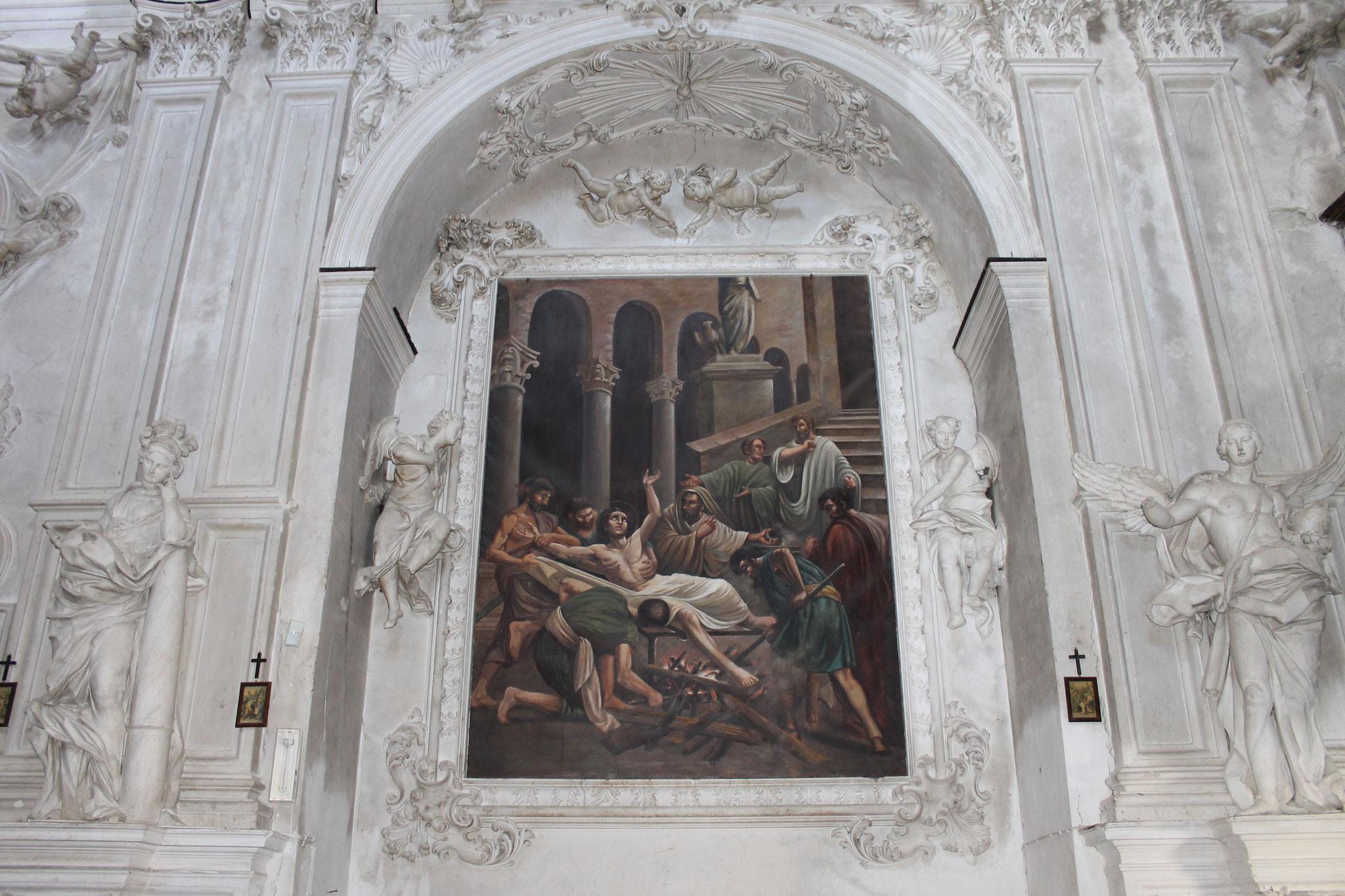 Martirio di San Lorenzo