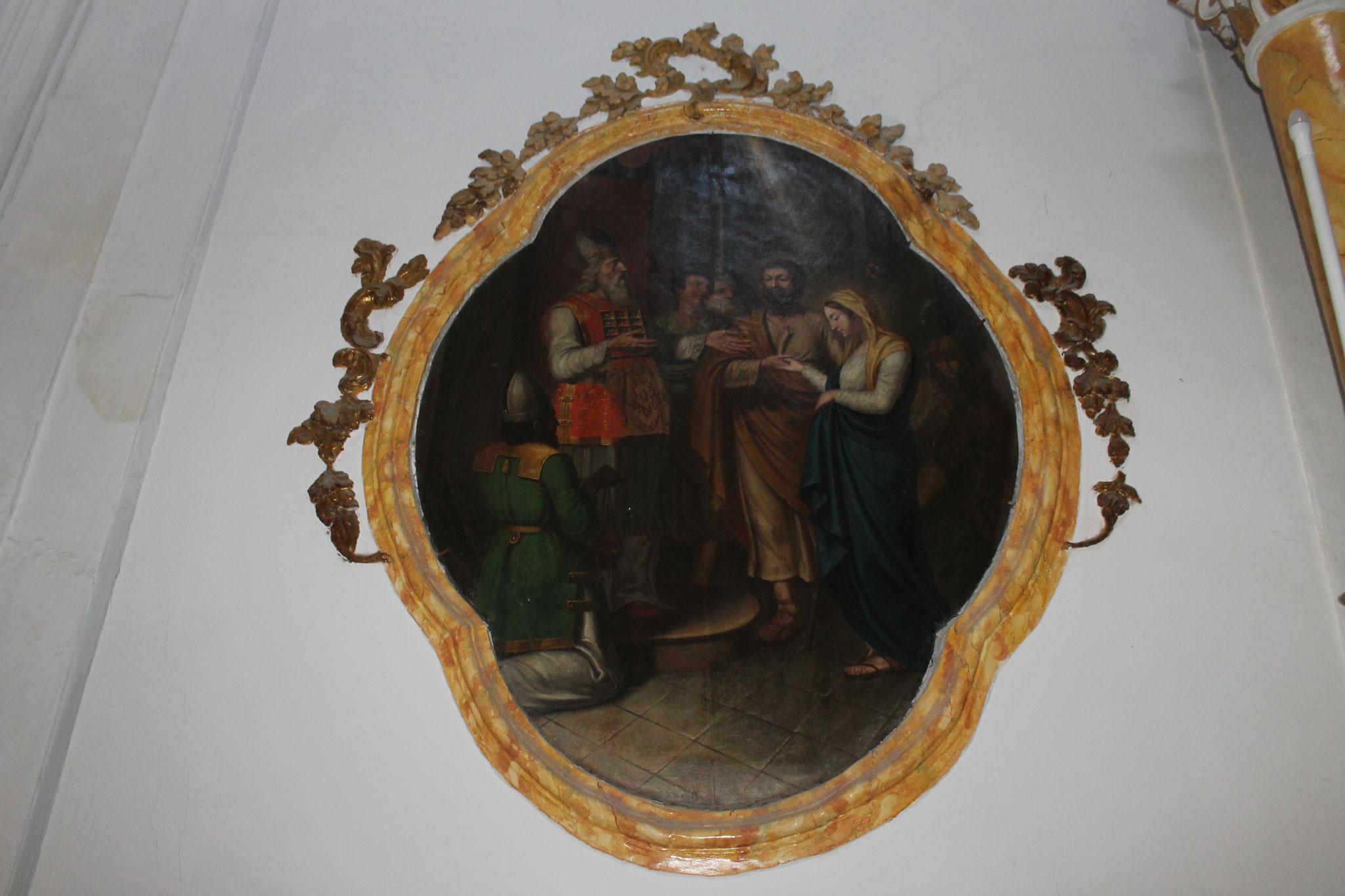 Sposalizio di San Giuseppe e Maria