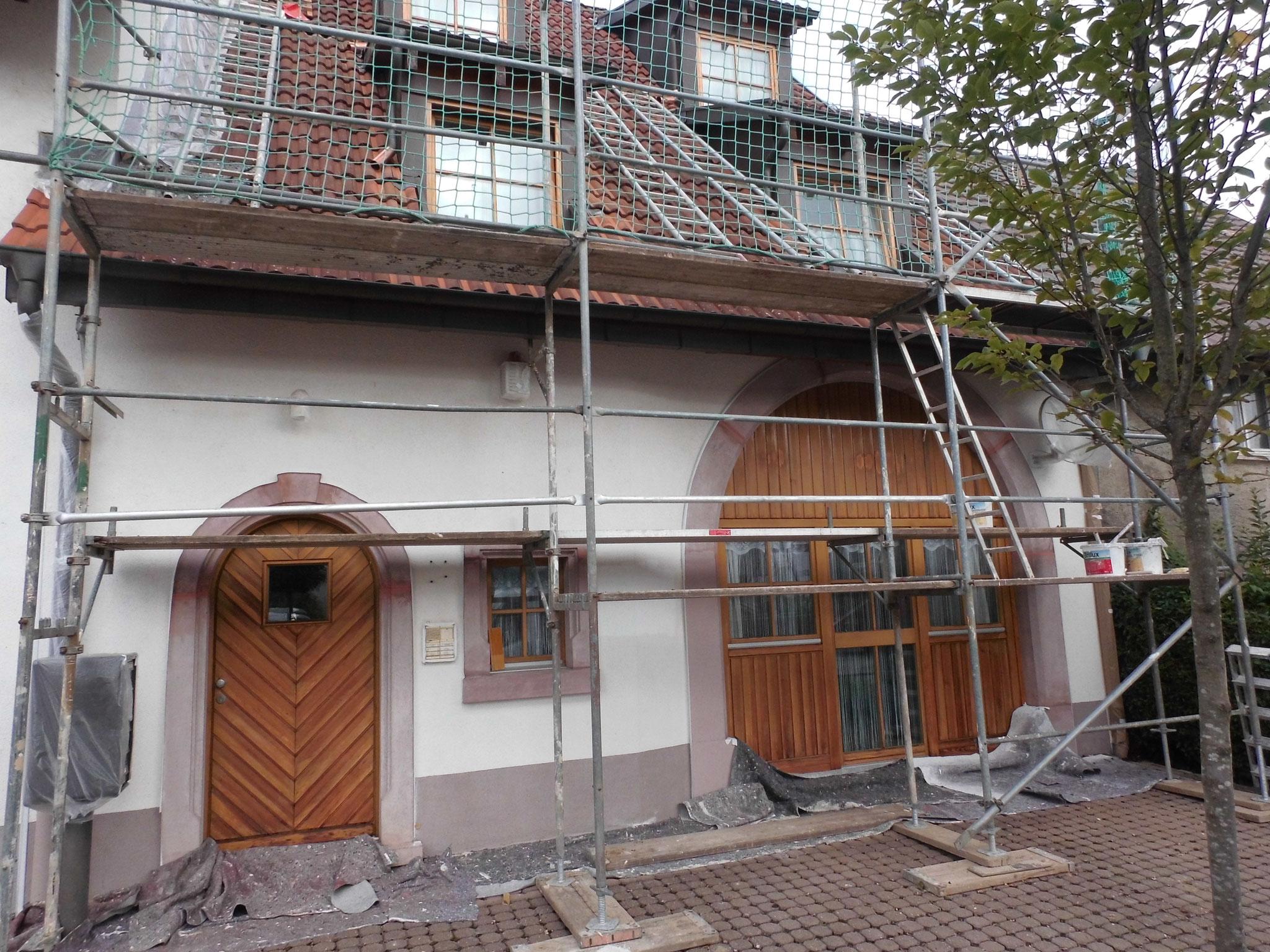 Wohnhaus Hauingerstrasse vorher