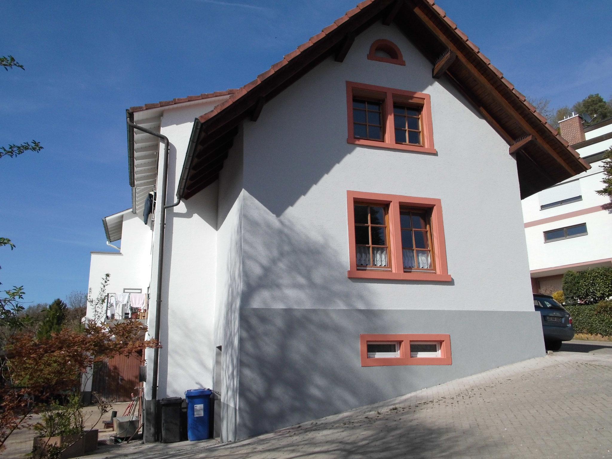 Wohnhaus Hauingen nachher