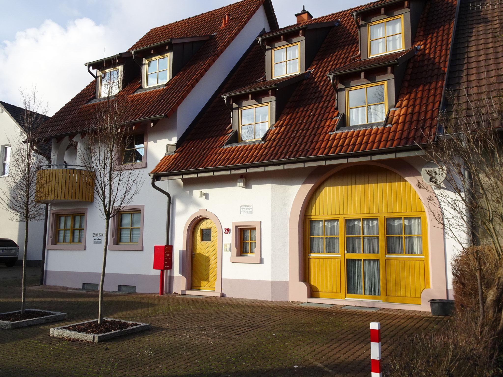 Wohnhaus Hauingerstrasse nachher