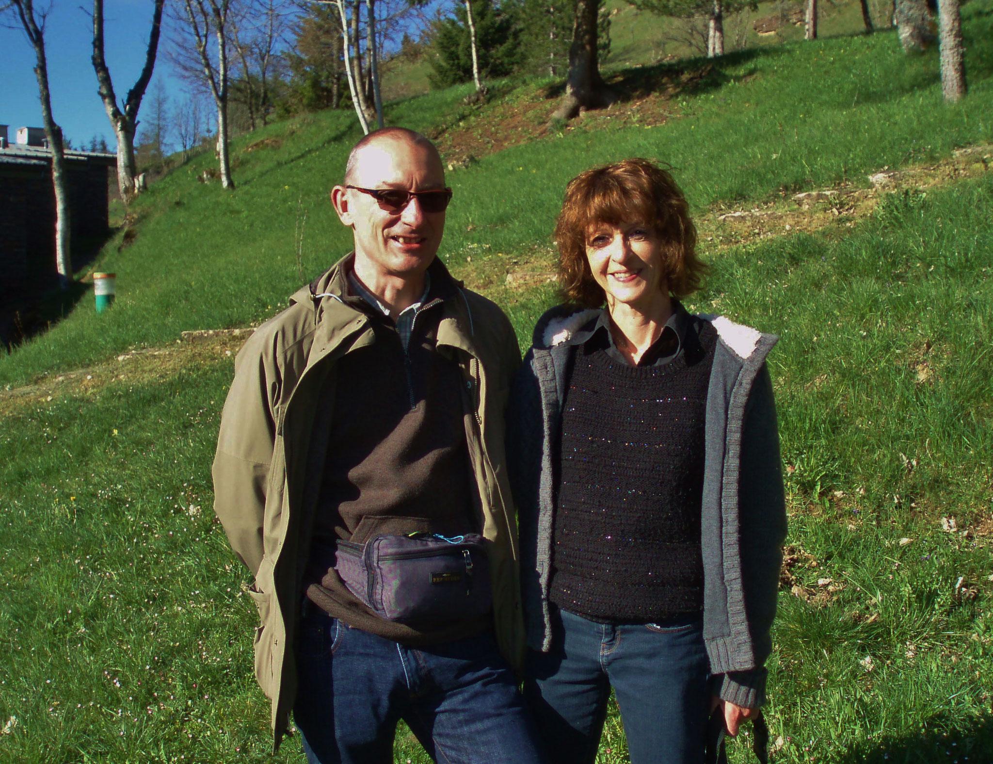 Patrick et Nathalie